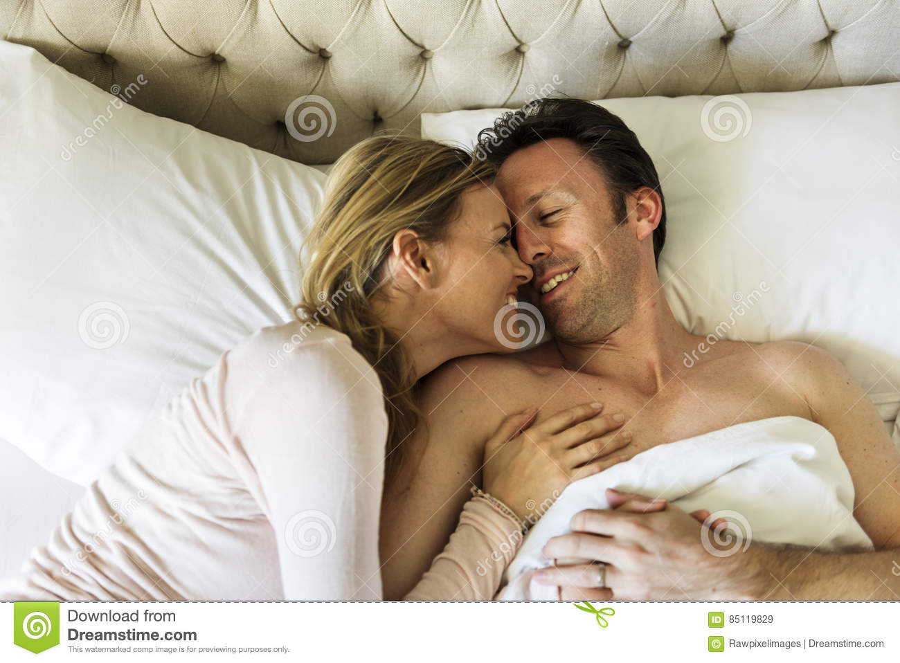 Husband And Wife Love Together Concept Stock Image Image Of