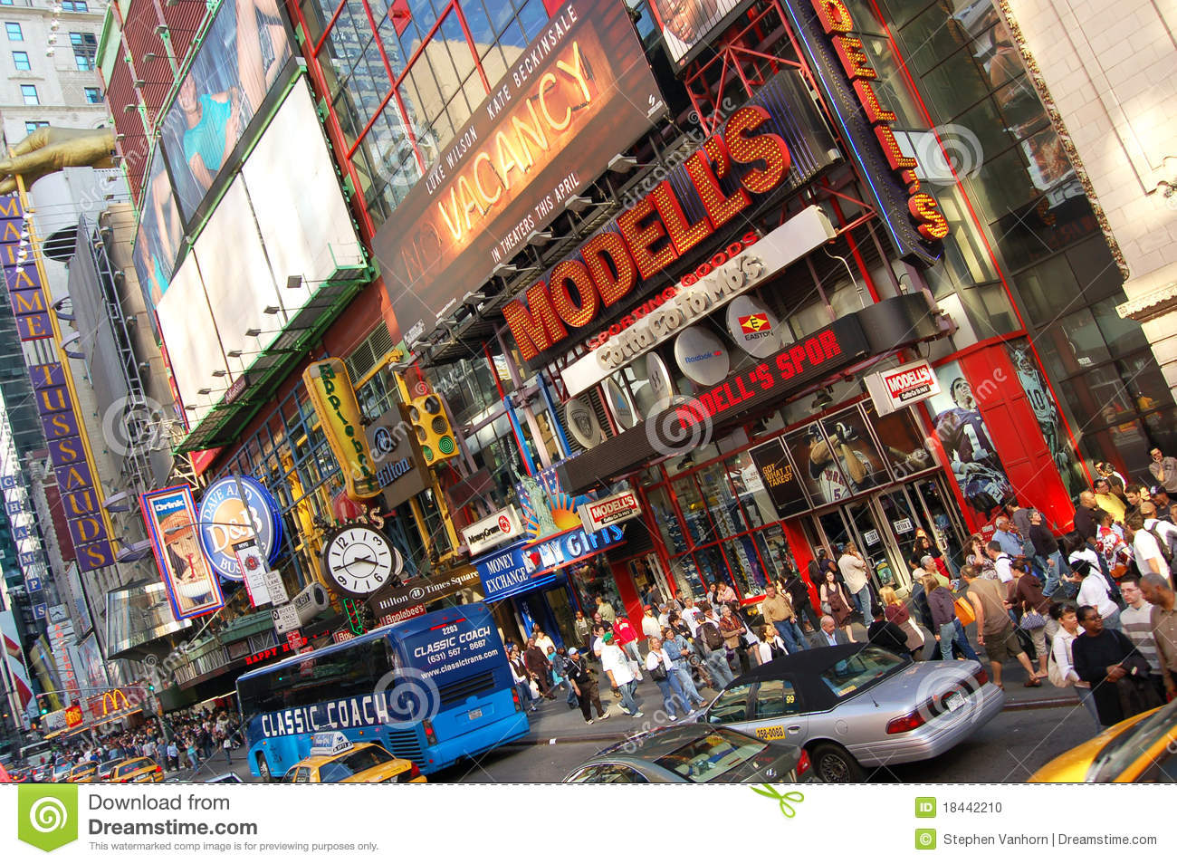 Hustle And Bustle Editorial Image Image 18442210