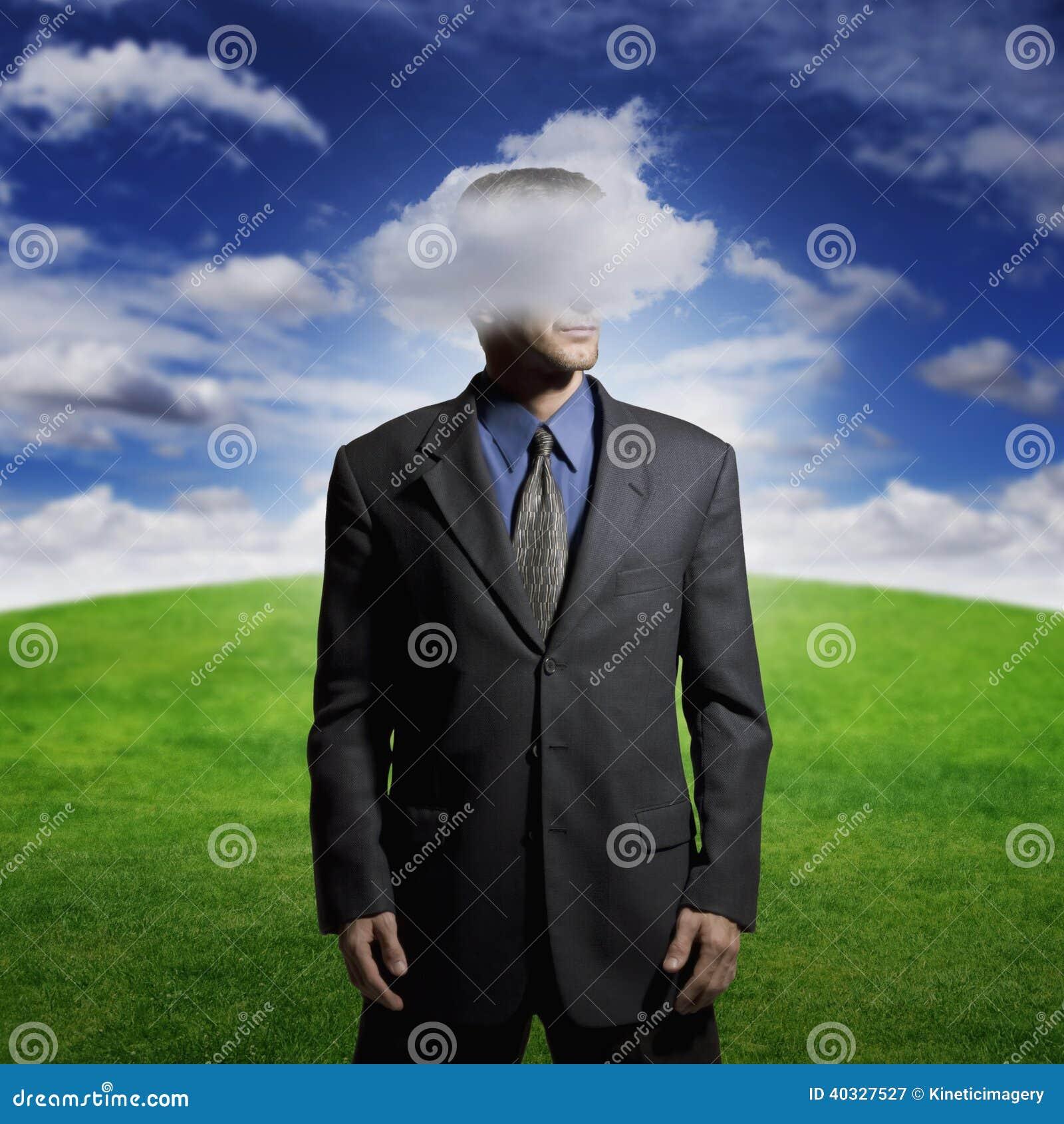 Huvud i molnen
