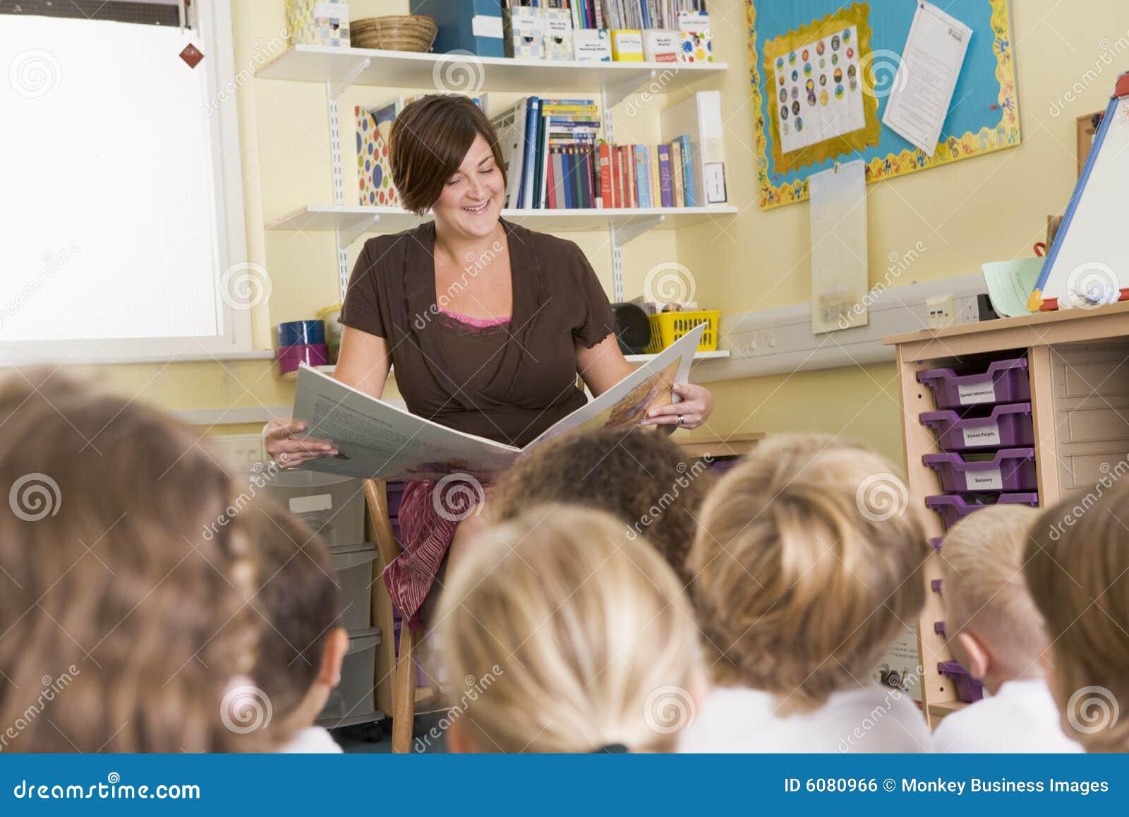 Huvudgrupp läser lärare till