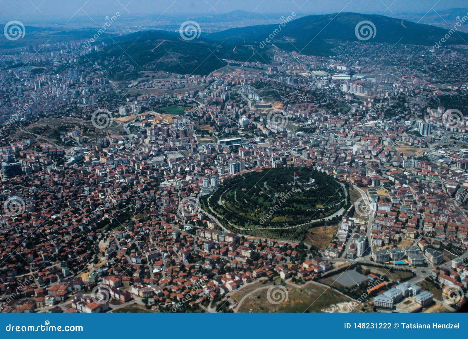 Huvudstaden av Turkiet ?r Istanbul