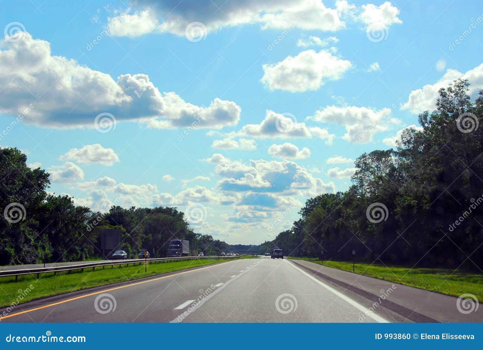 Huvudväg