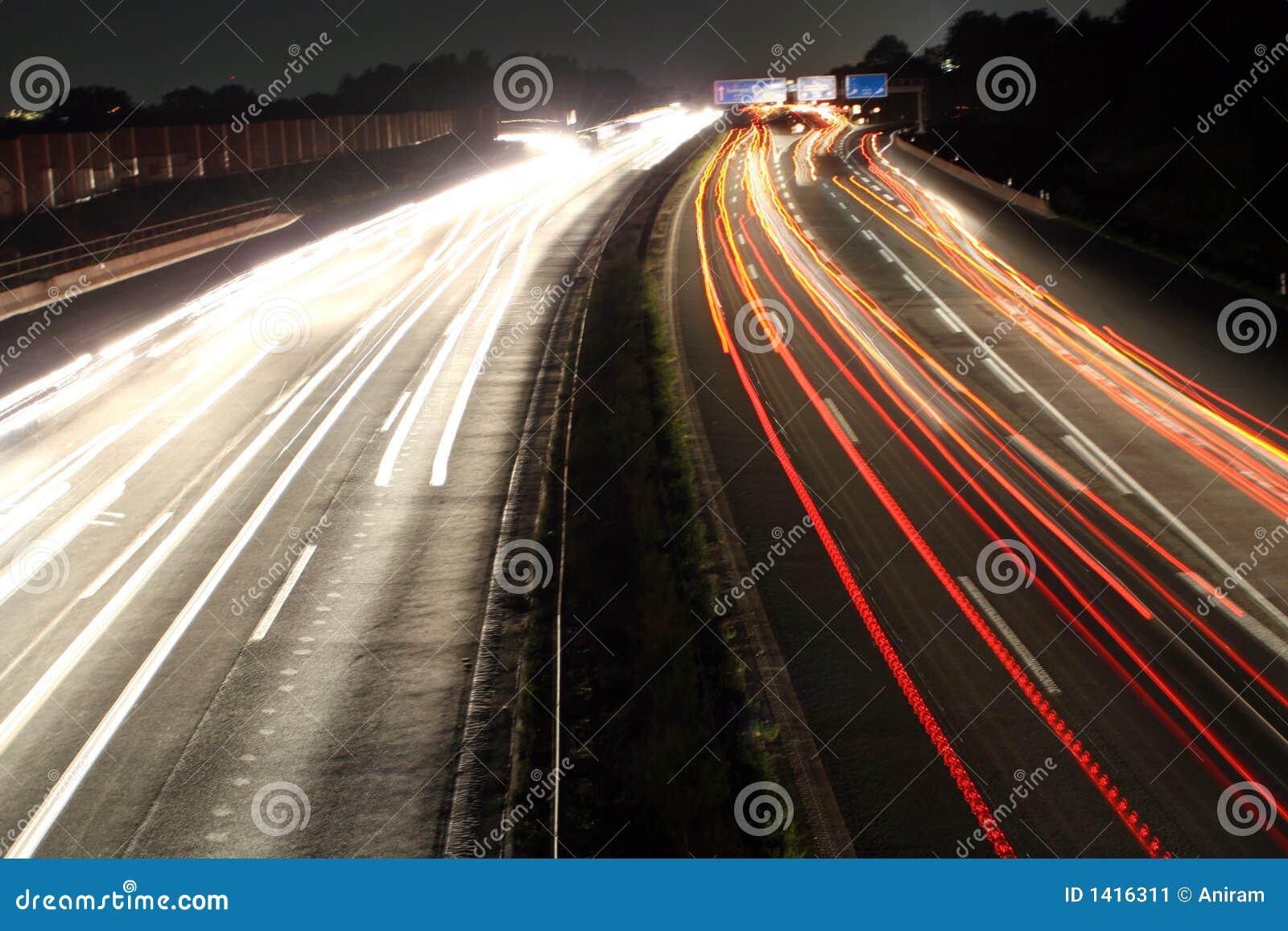 Huvudvägnatt