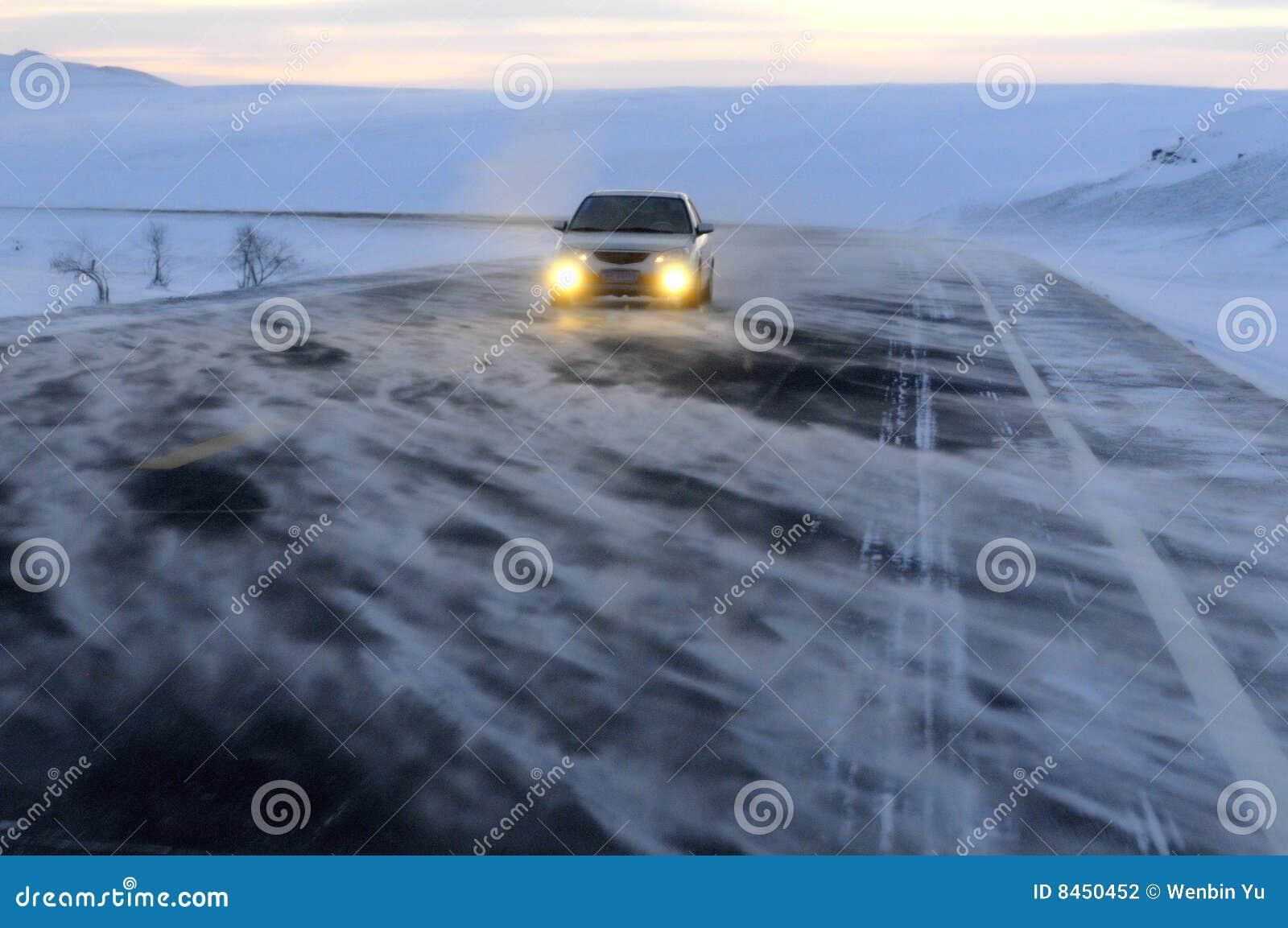 Huvudvägstorm