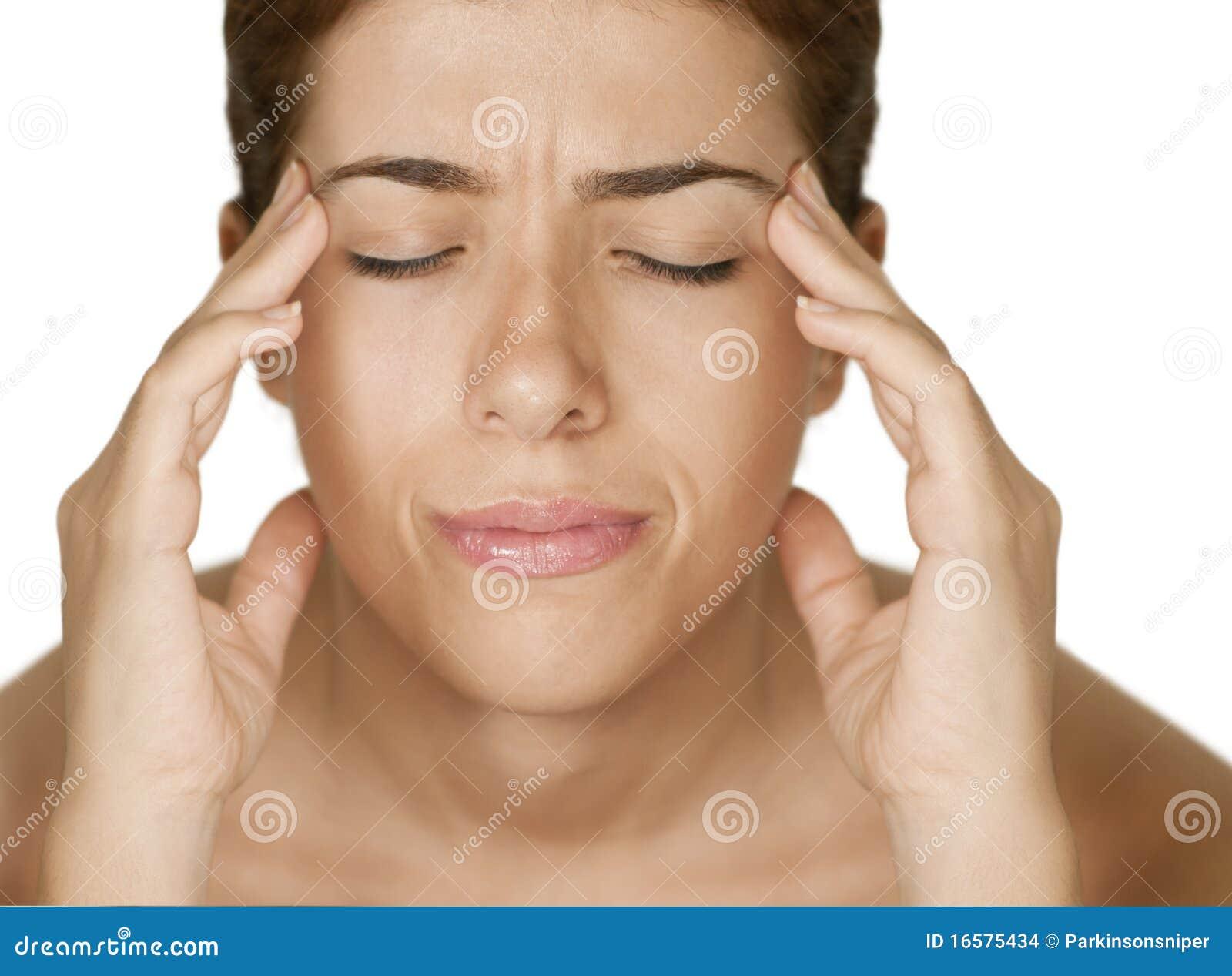 Huvudvärkspänning