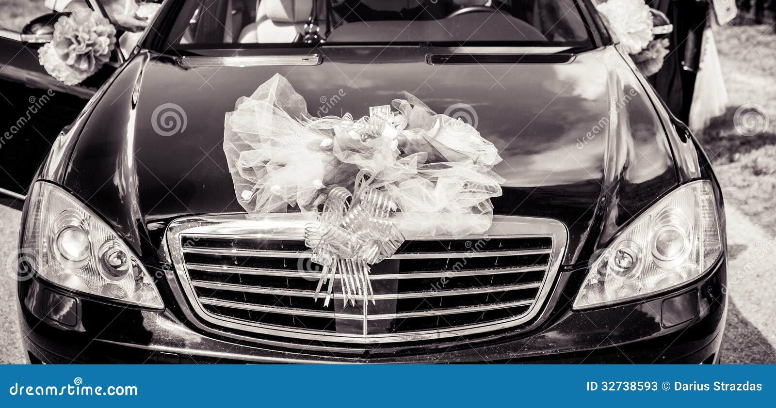 Huwelijksauto