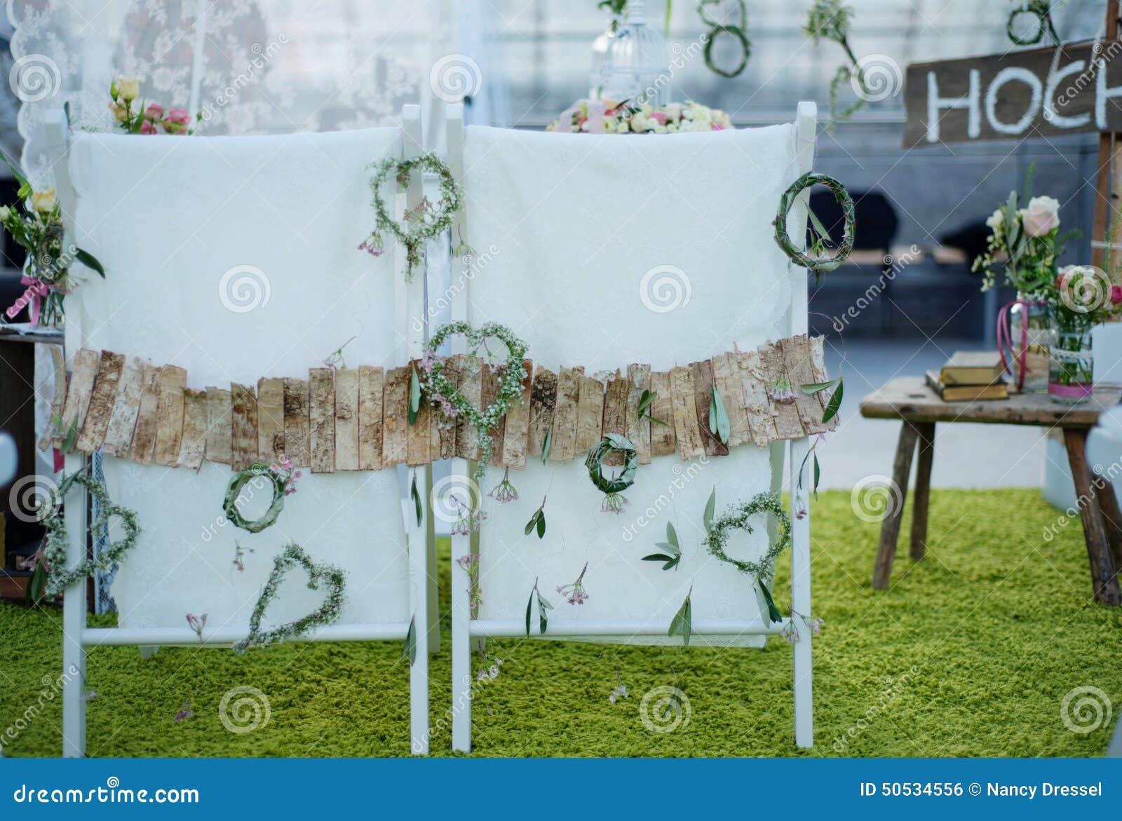 Huwelijkskrukken van erachter