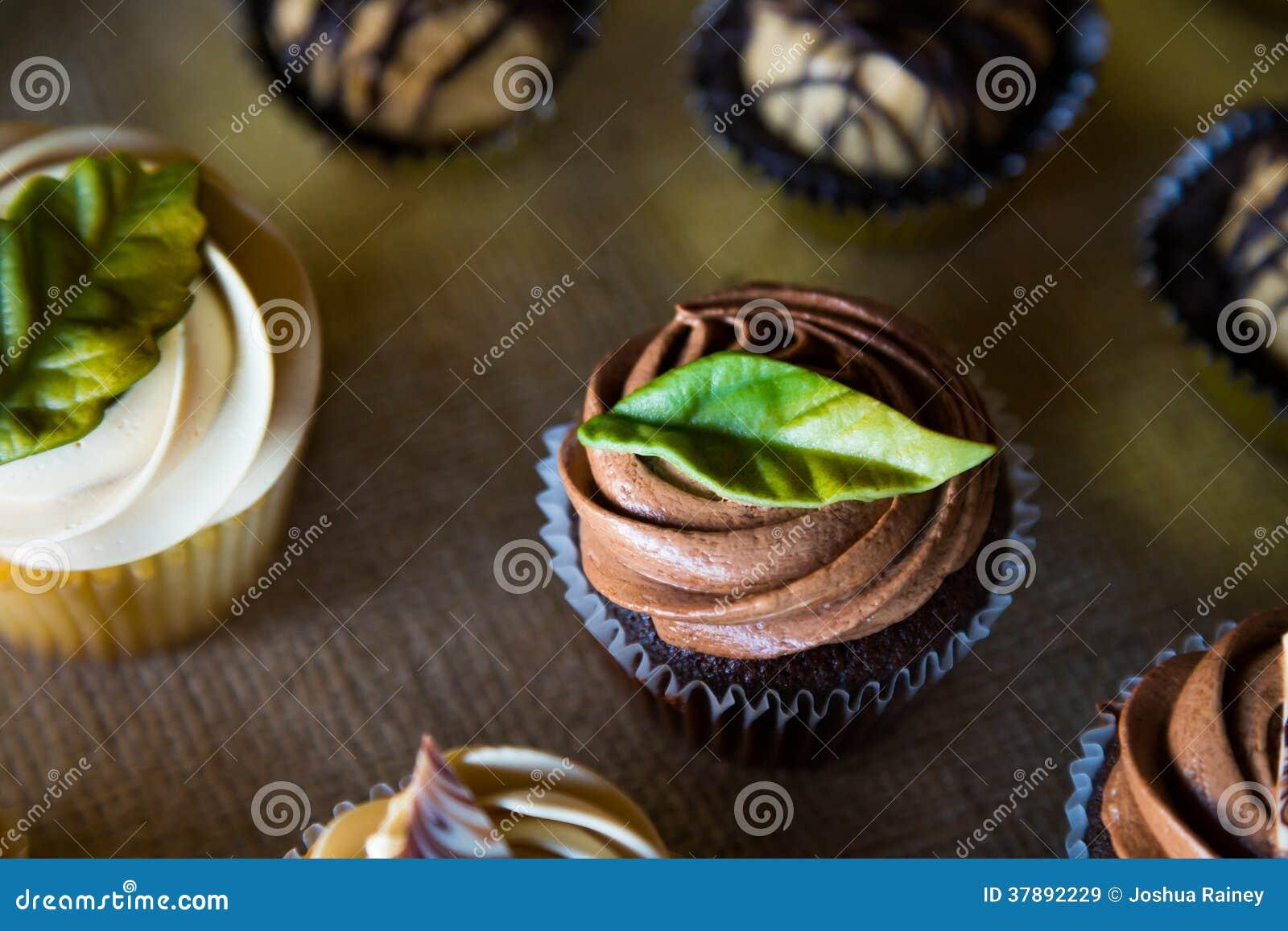 Huwelijksontvangst Cupcakes