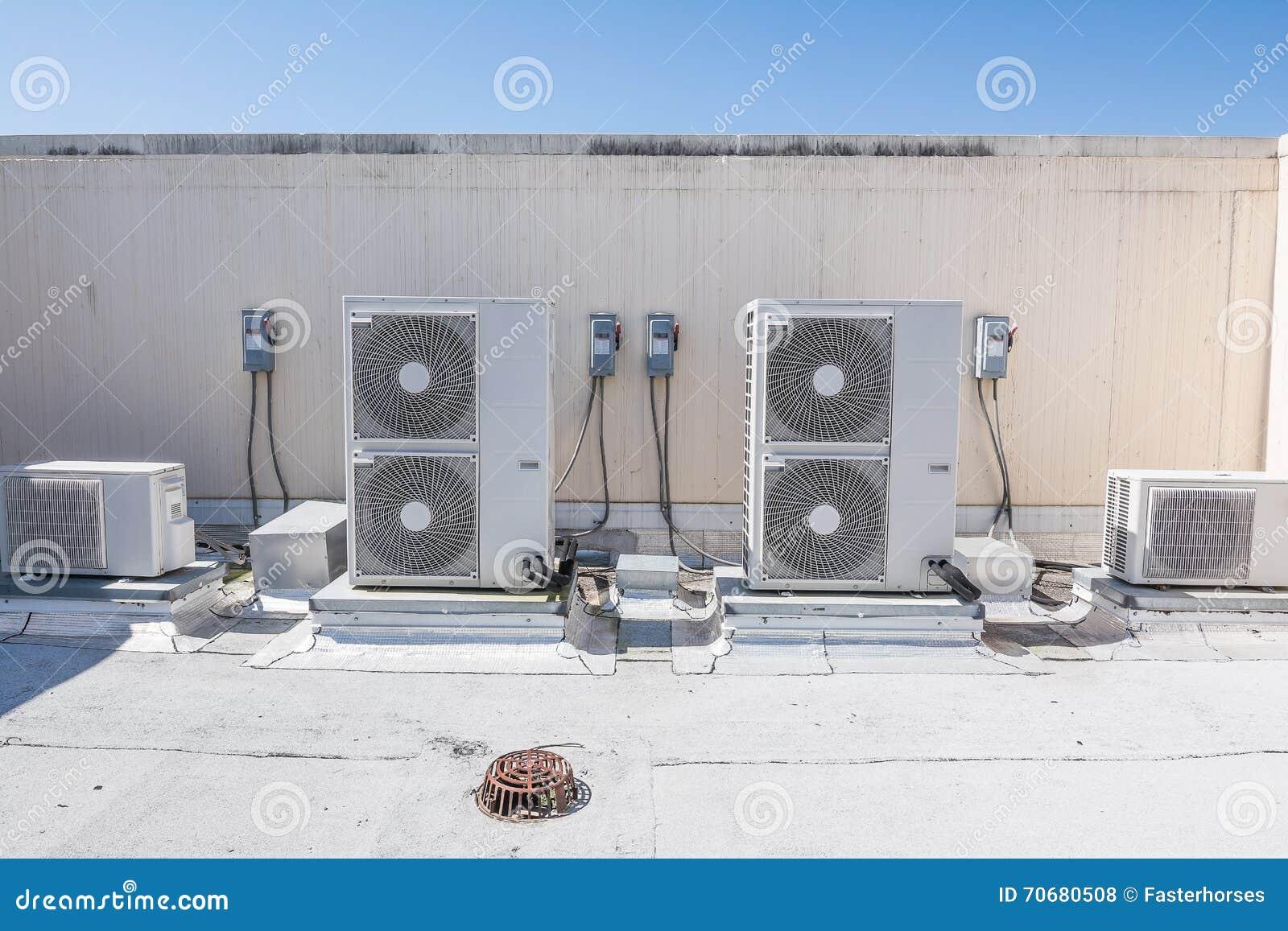 HVAC-Eenheden