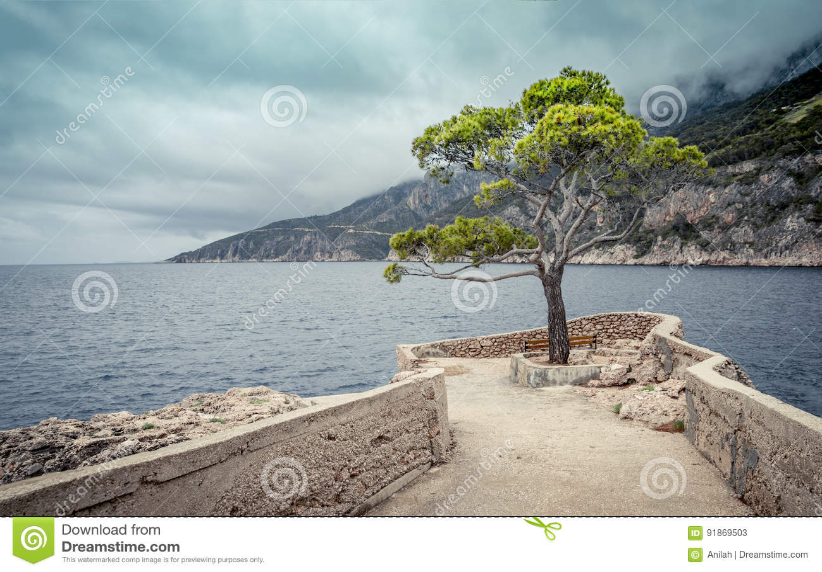 Hvar Insel, Kroatien