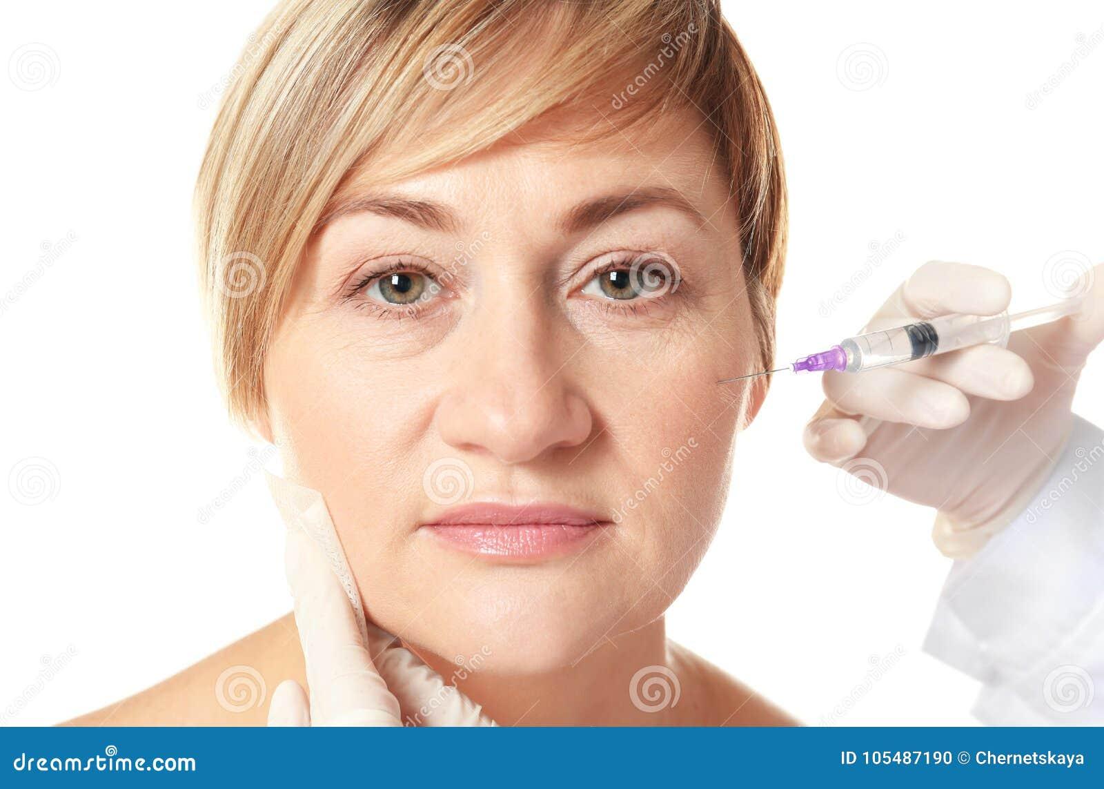 Are facial rejuvenation procedure