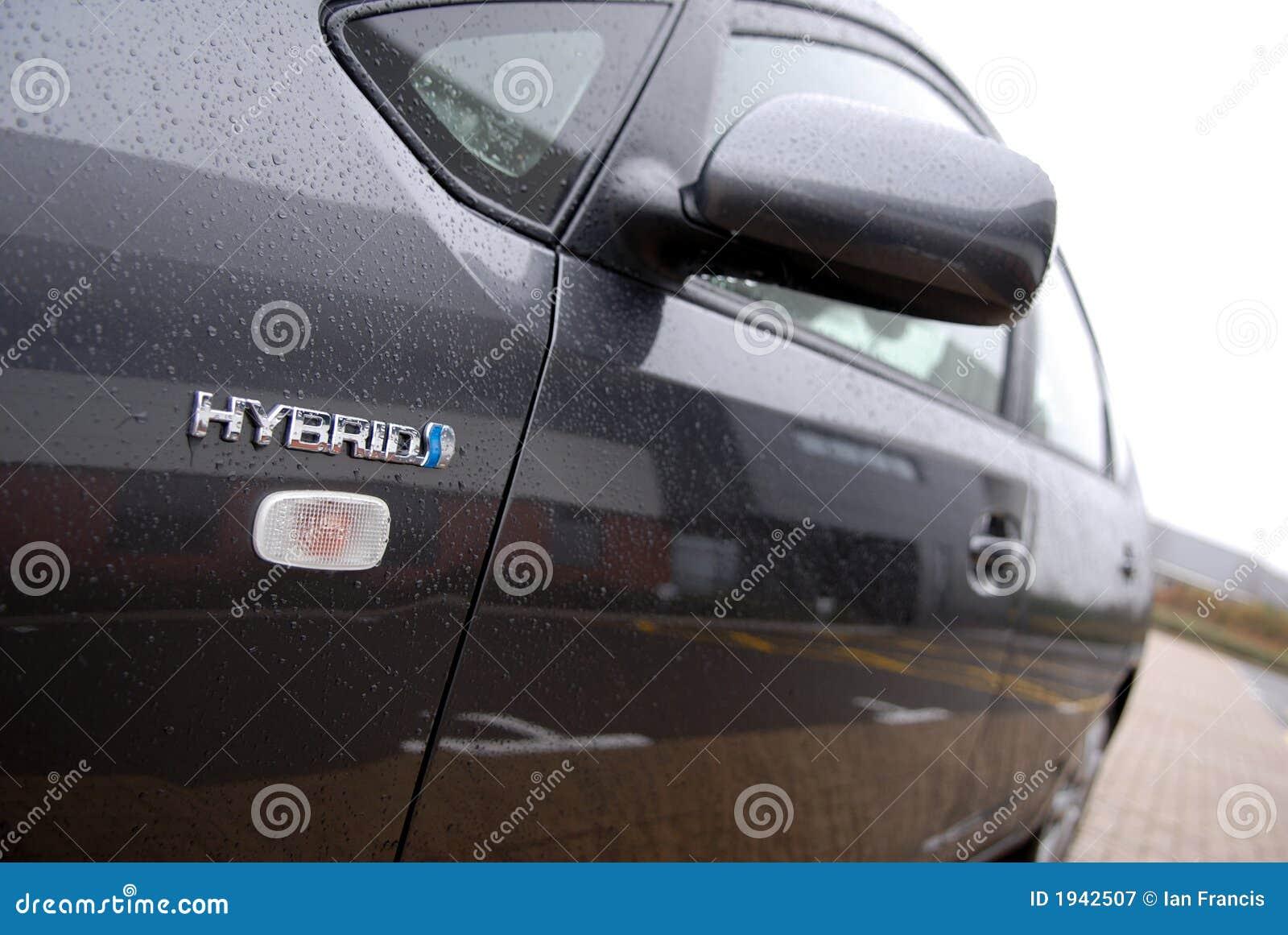Hybrid Electric Car.