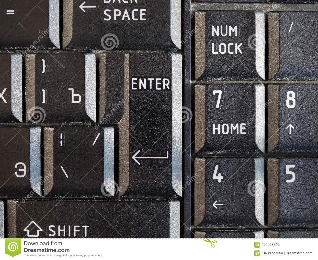 dcaa58b06a4 Hybrid Russian and English qwerty computer keyboard with both Cyrillic and Latin  alphabet letters. More similar stock images