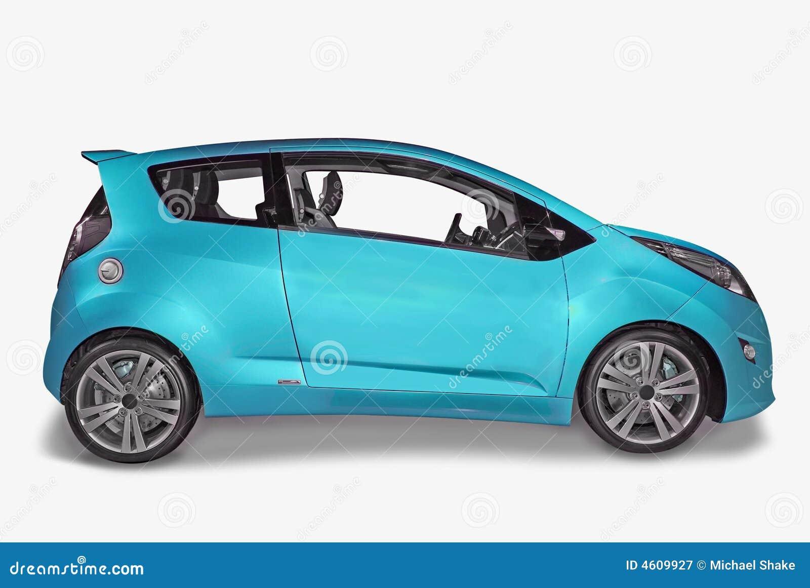 Hybride Auto Stock Afbeelding Afbeelding Bestaande Uit Voertuig