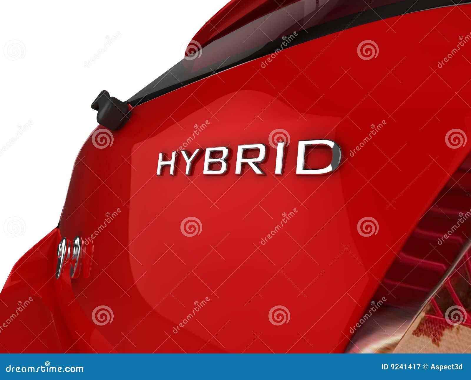 Hybride de véhicule