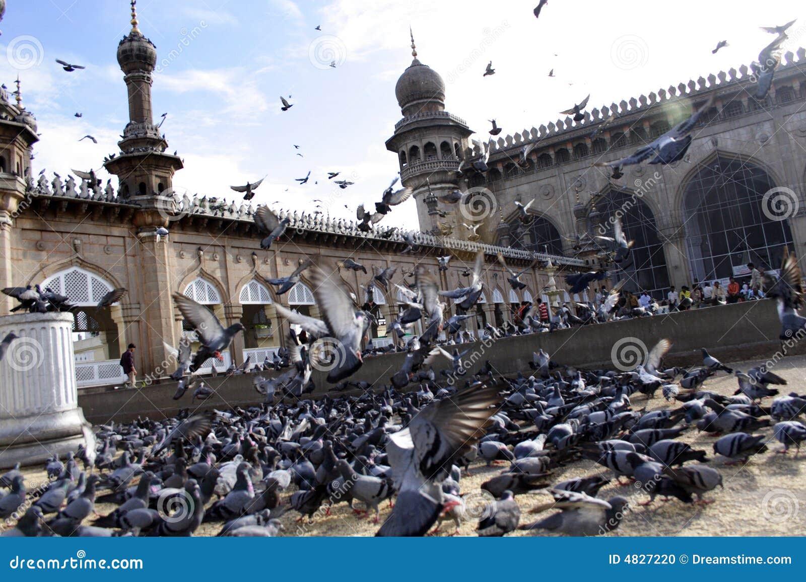 Hyderabad masjid mekka