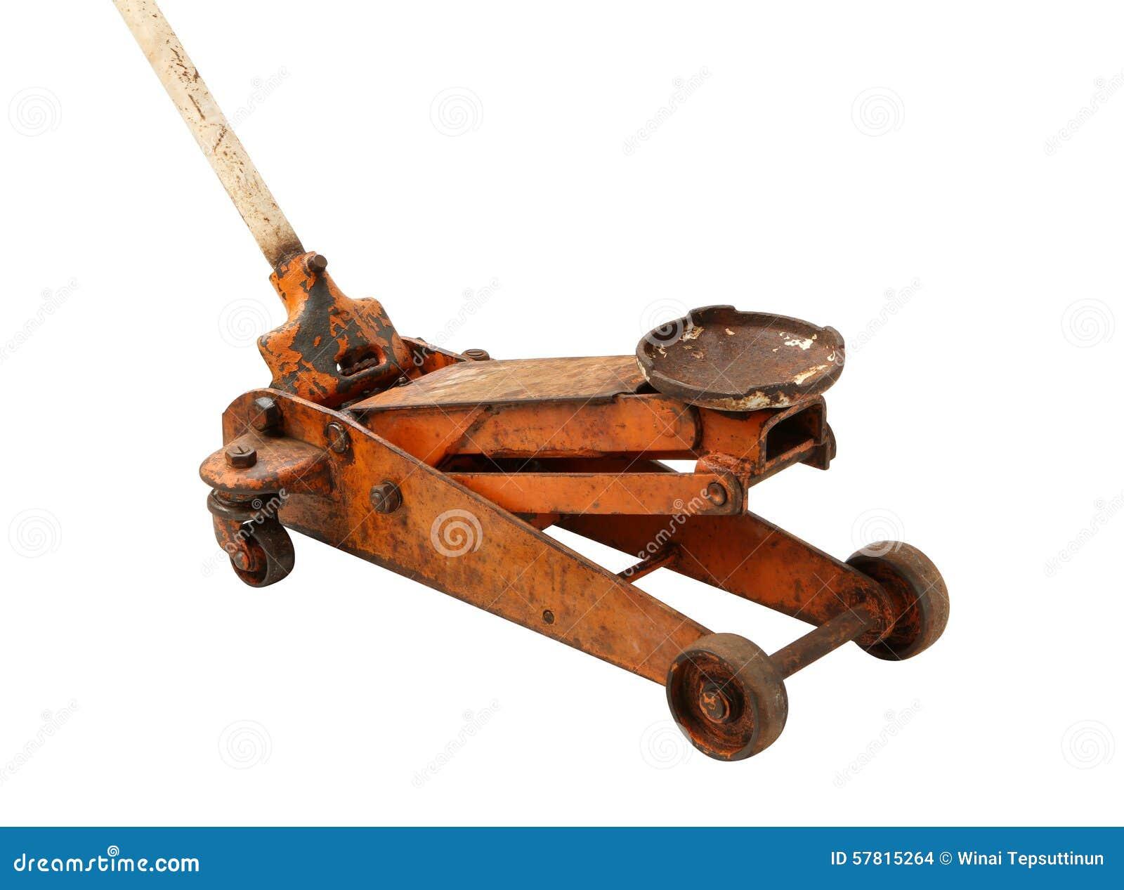 Auto jack repair