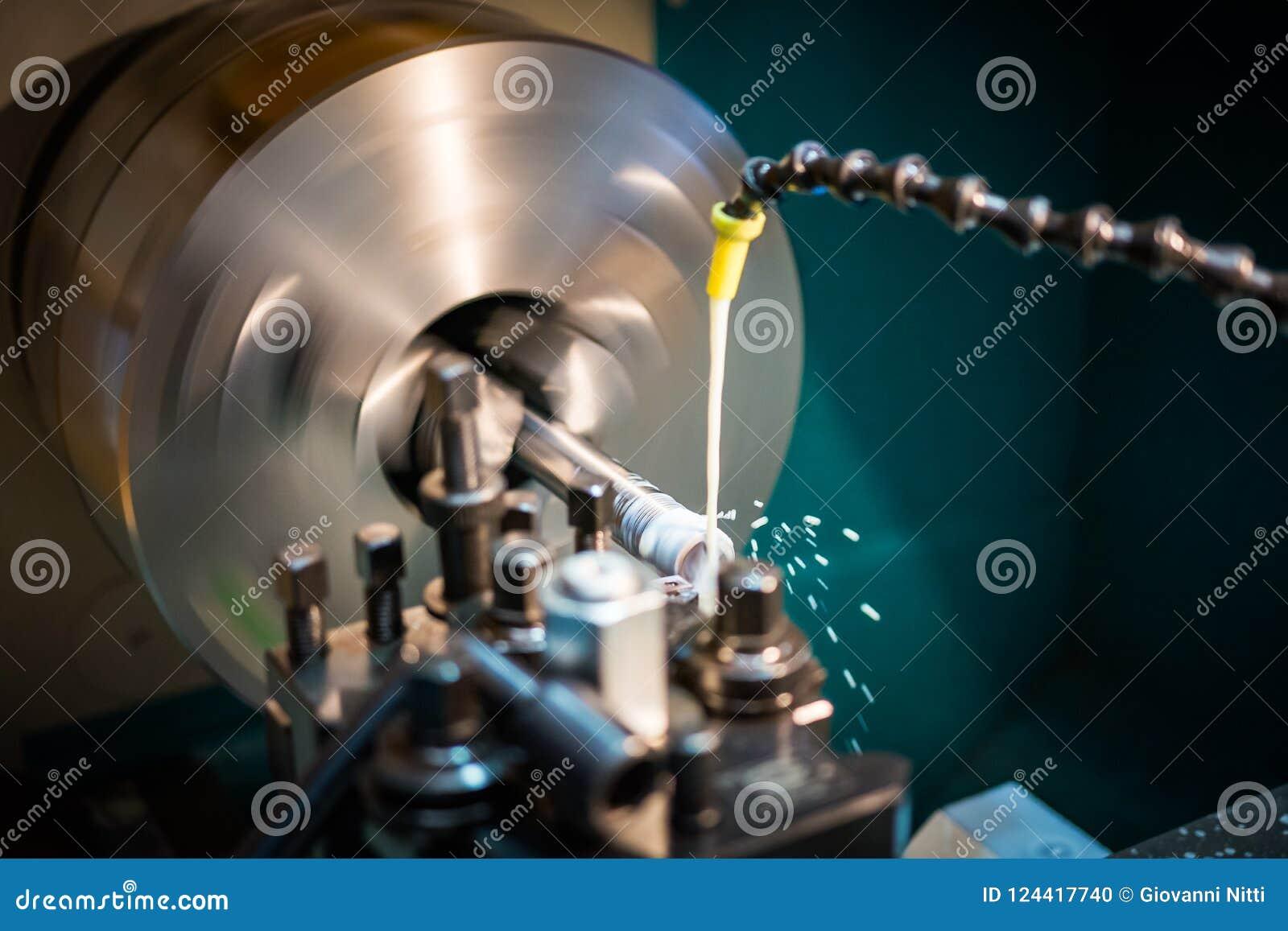 Hydraulic lathe machinery