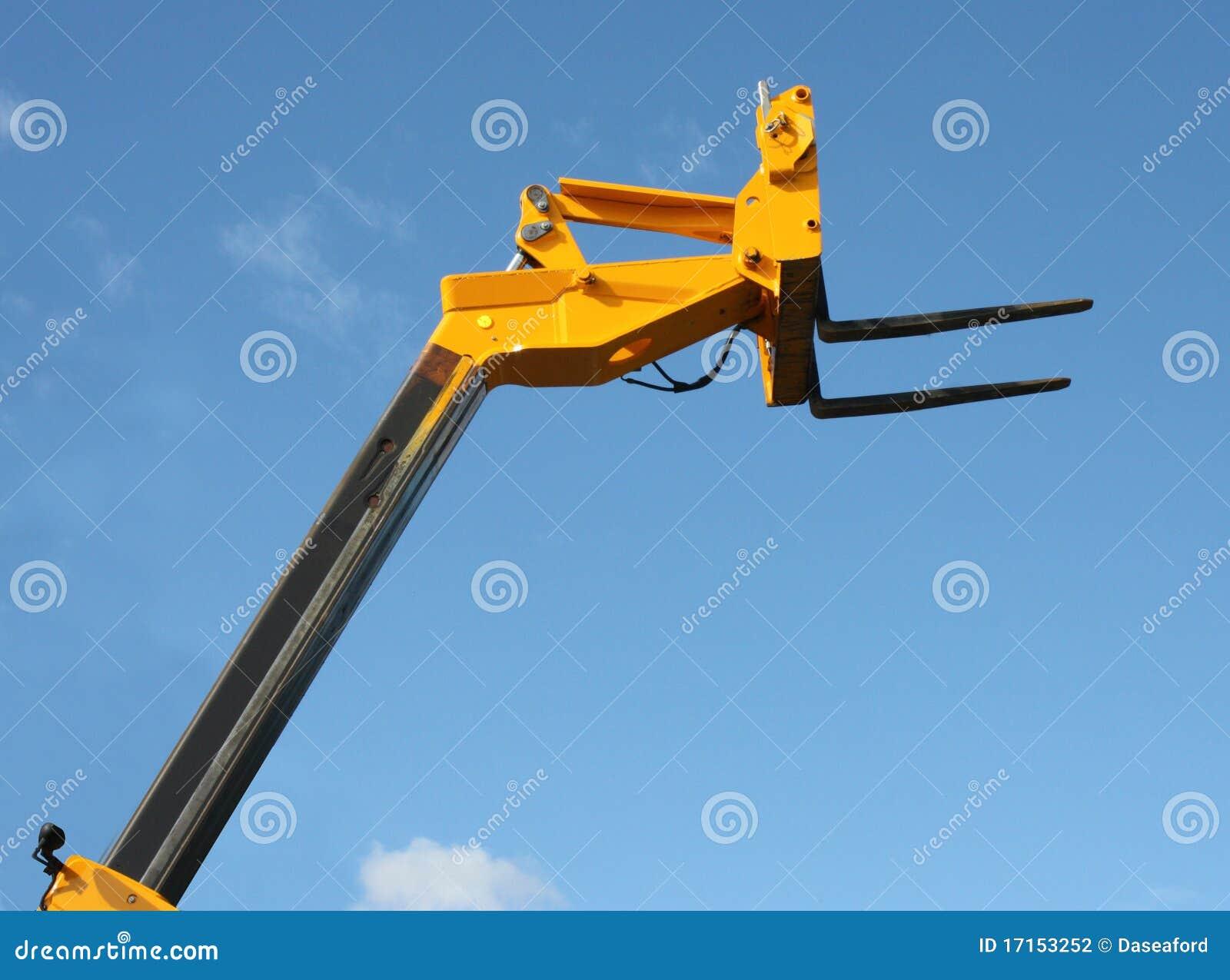 Hydraulic Lift.