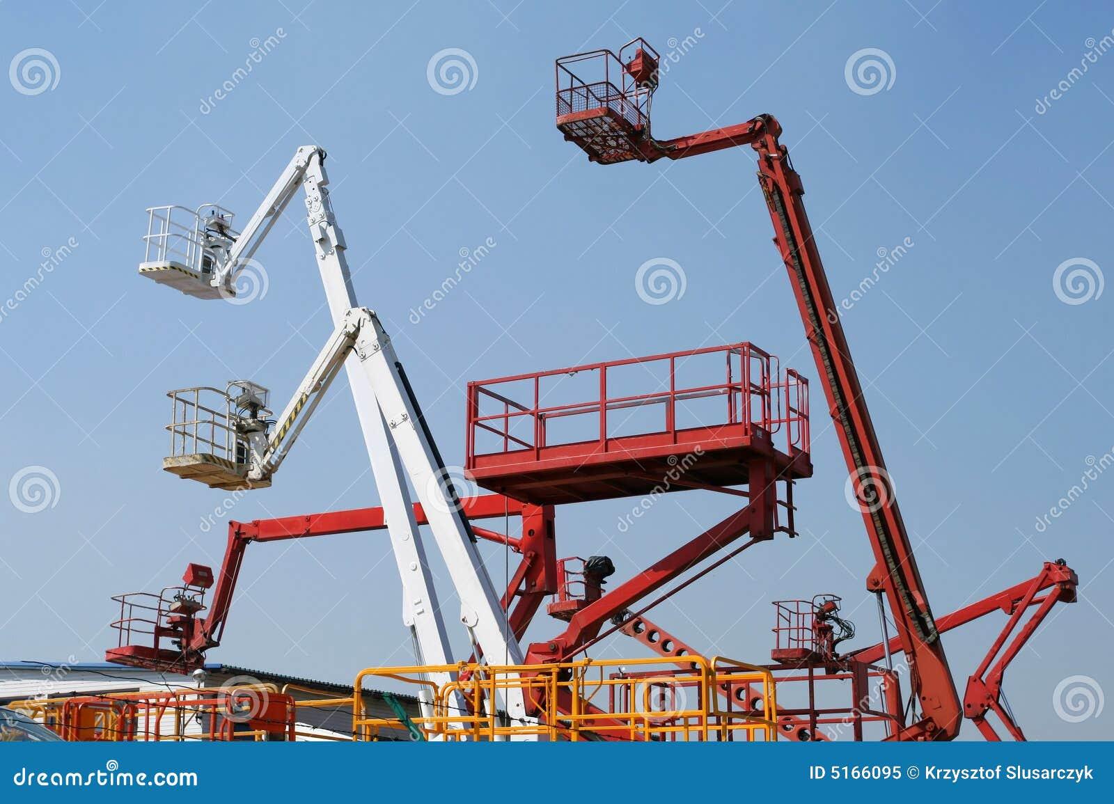 machine lifts