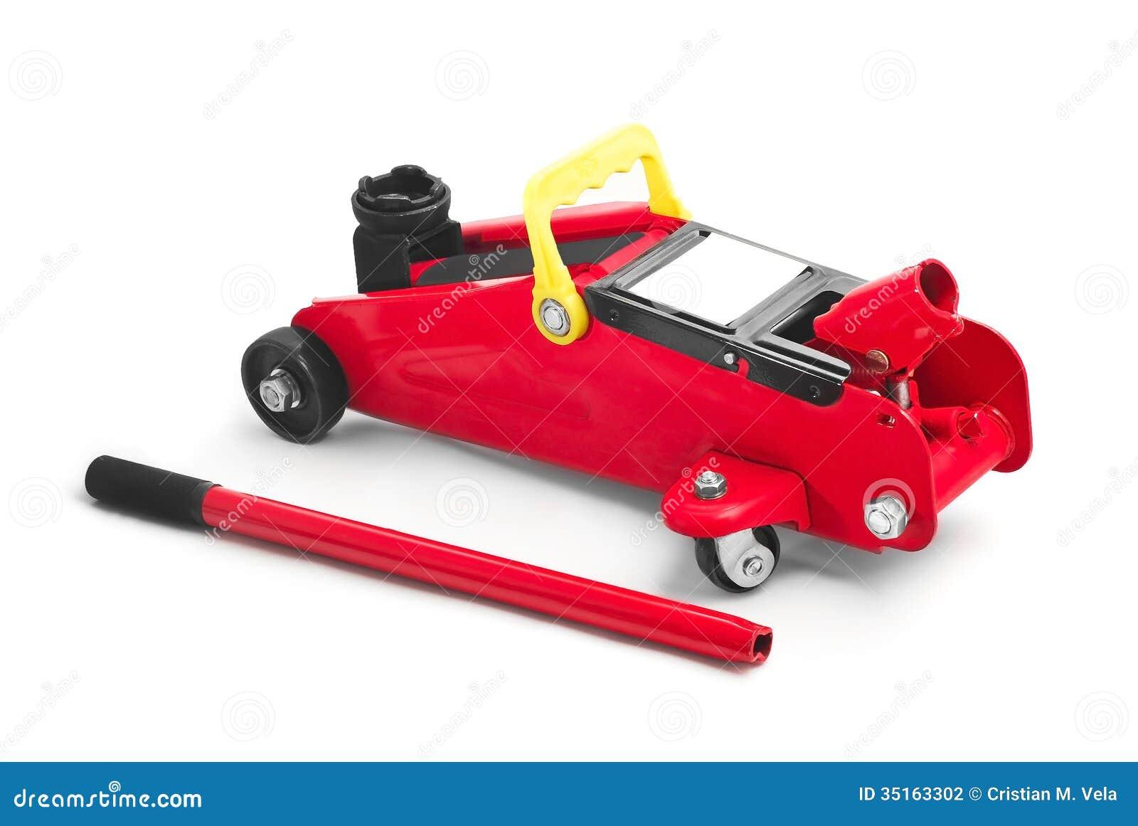 Hydrauliczna samochodowa dźwigarka
