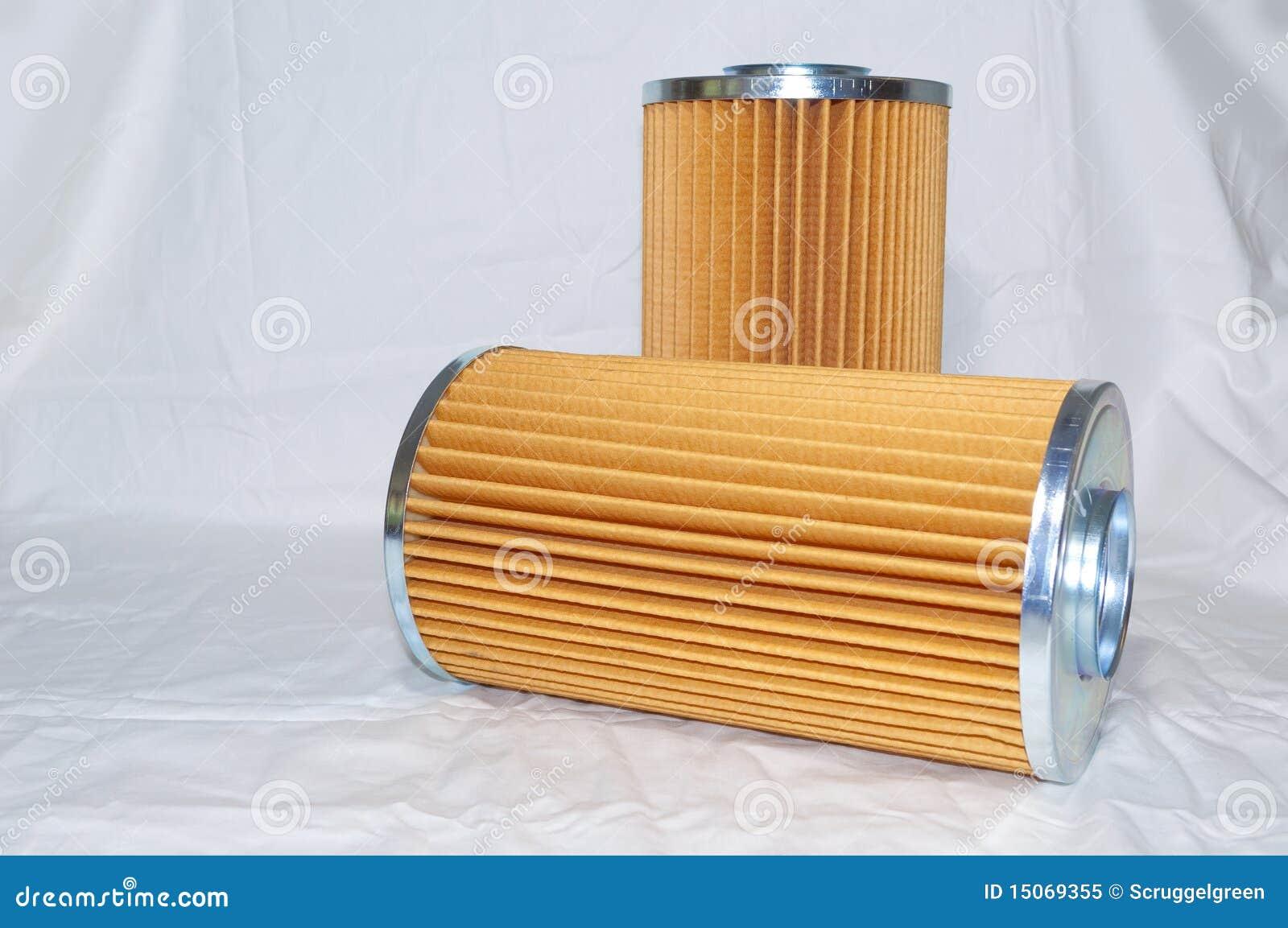 Hydraulische Filtration