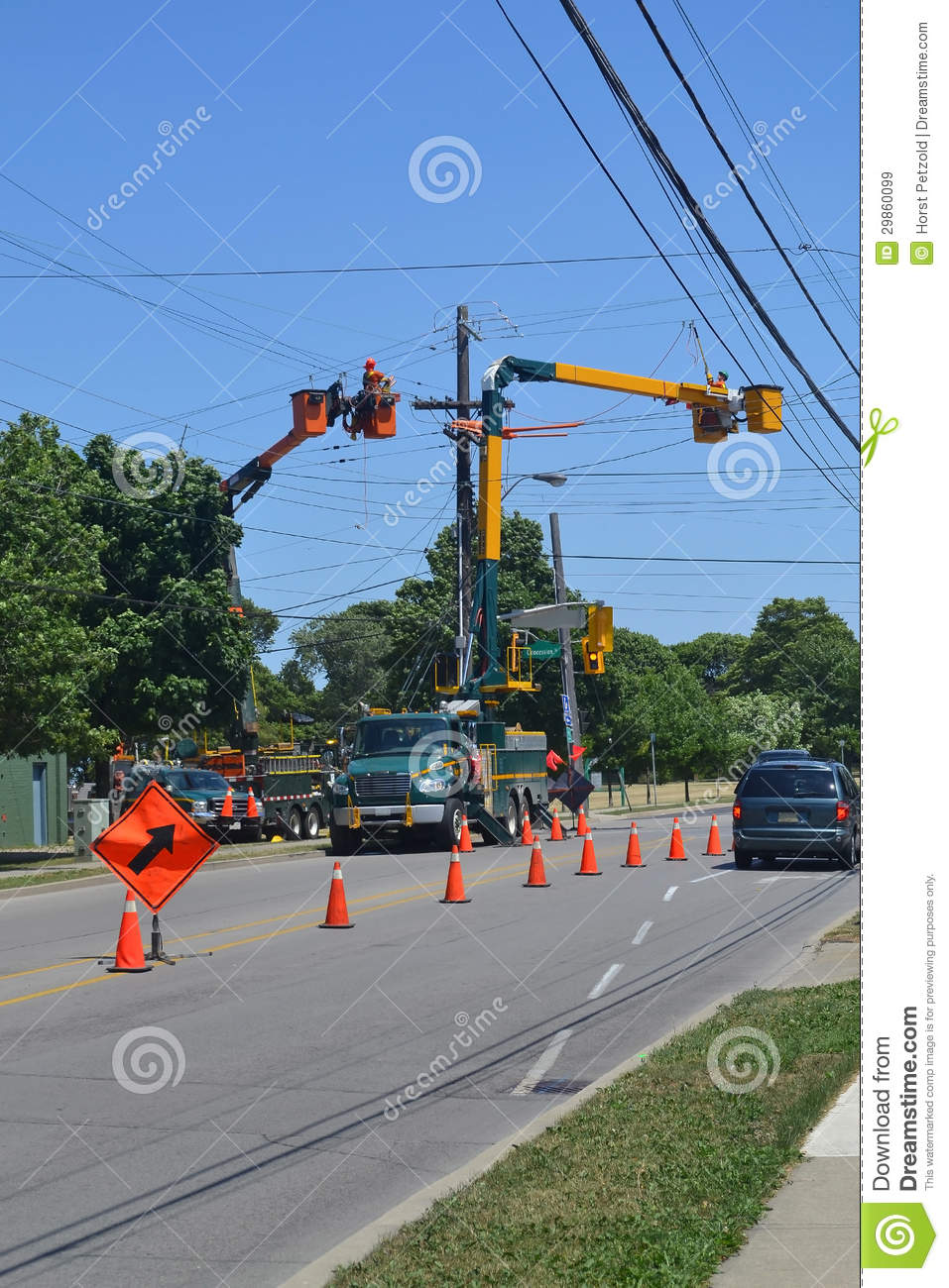Hydro work  stock image  Image of harness, industrial - 29860099