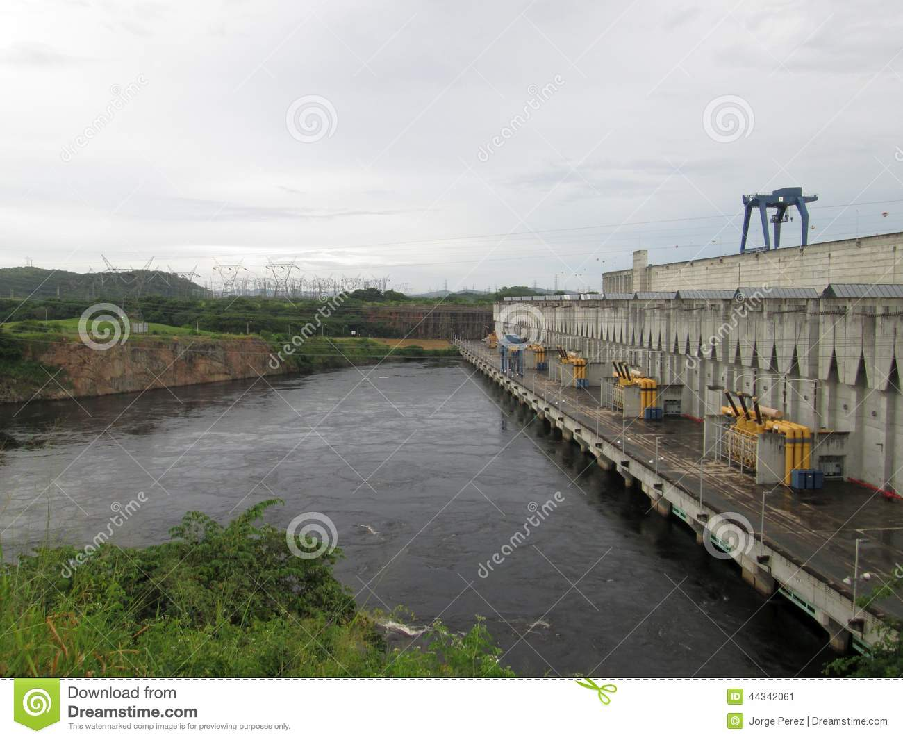 hydroelectric power plant stock image image of plant 44342061 hydroelectric power plant stock image image of plant 44342061