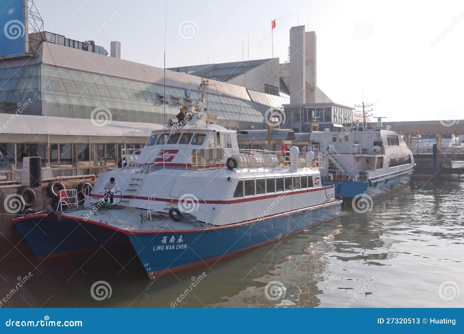 Zhuhai Jiuzhou to Shenzhen Shekou Ferry E-ticket,Zhuhai ...