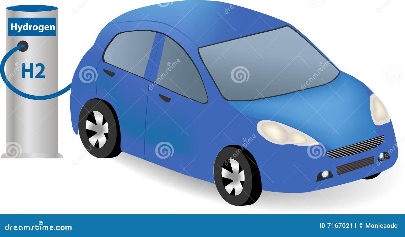 Hydrogen Fuel Cell Stock Illustrations 133 Diagram Infographic Vectors Clipart Dreamstime