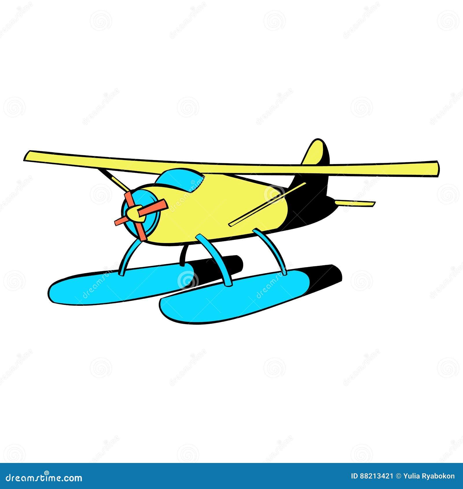 Hydroplane pictogram, pictogrambeeldverhaal