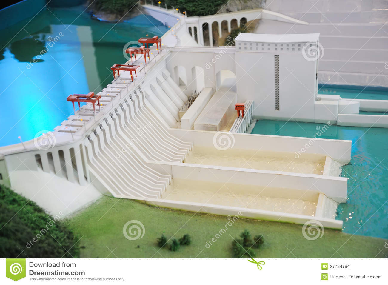 Hydroelectric Plant Model | www.imgkid.com - The Image Kid ...