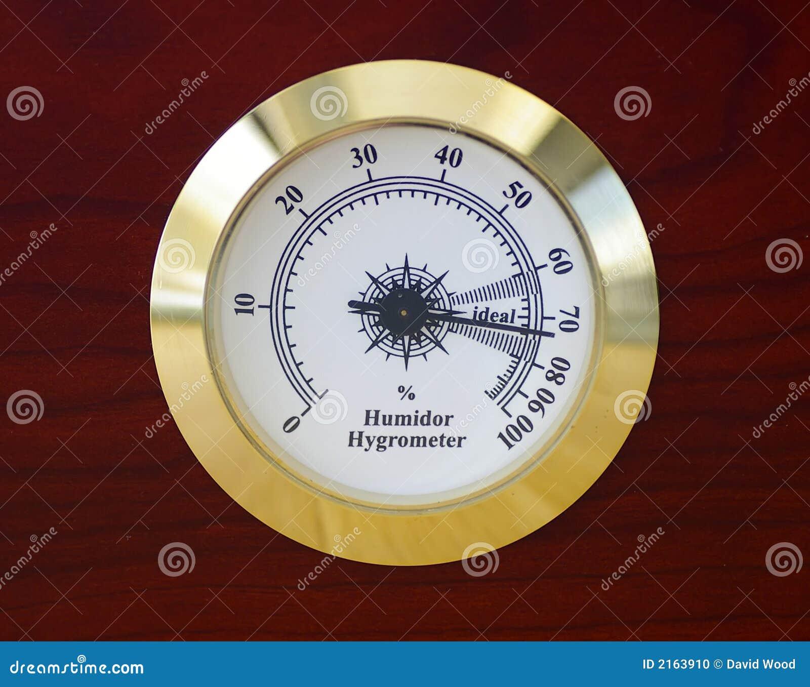 Hygromètre d humidificateur