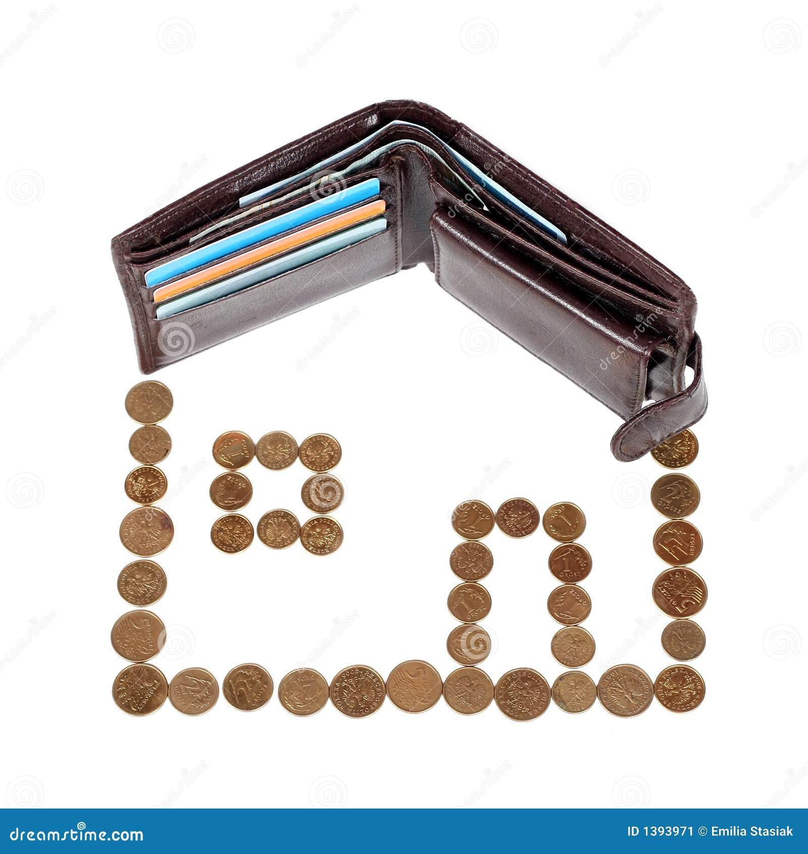 Hypothek stockbild. Bild von gutschrift, advt, fonds ...