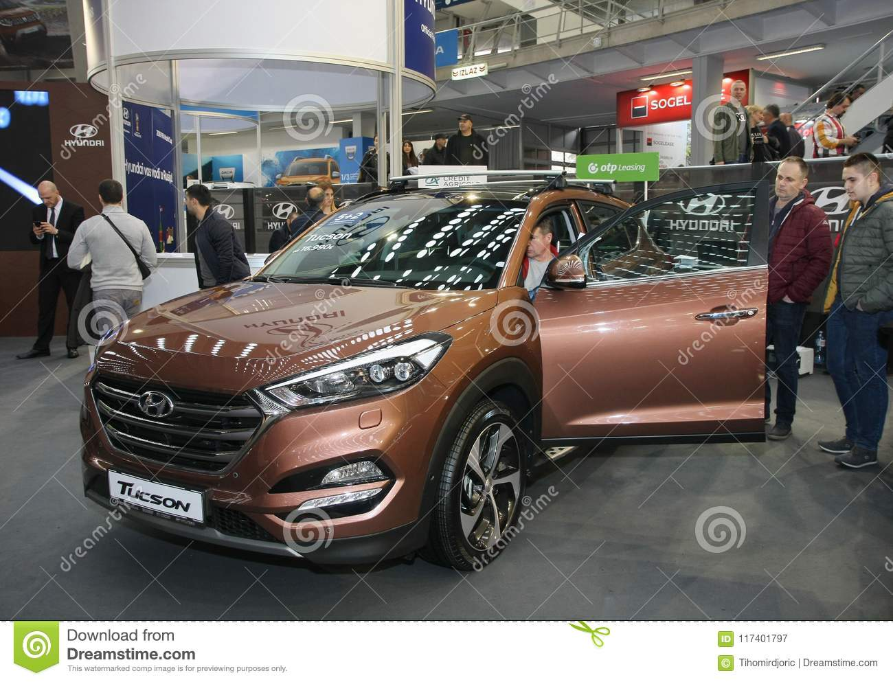 Hyundai At Belgrade Car Show Editorial Photography Image Of - Car show tucson today