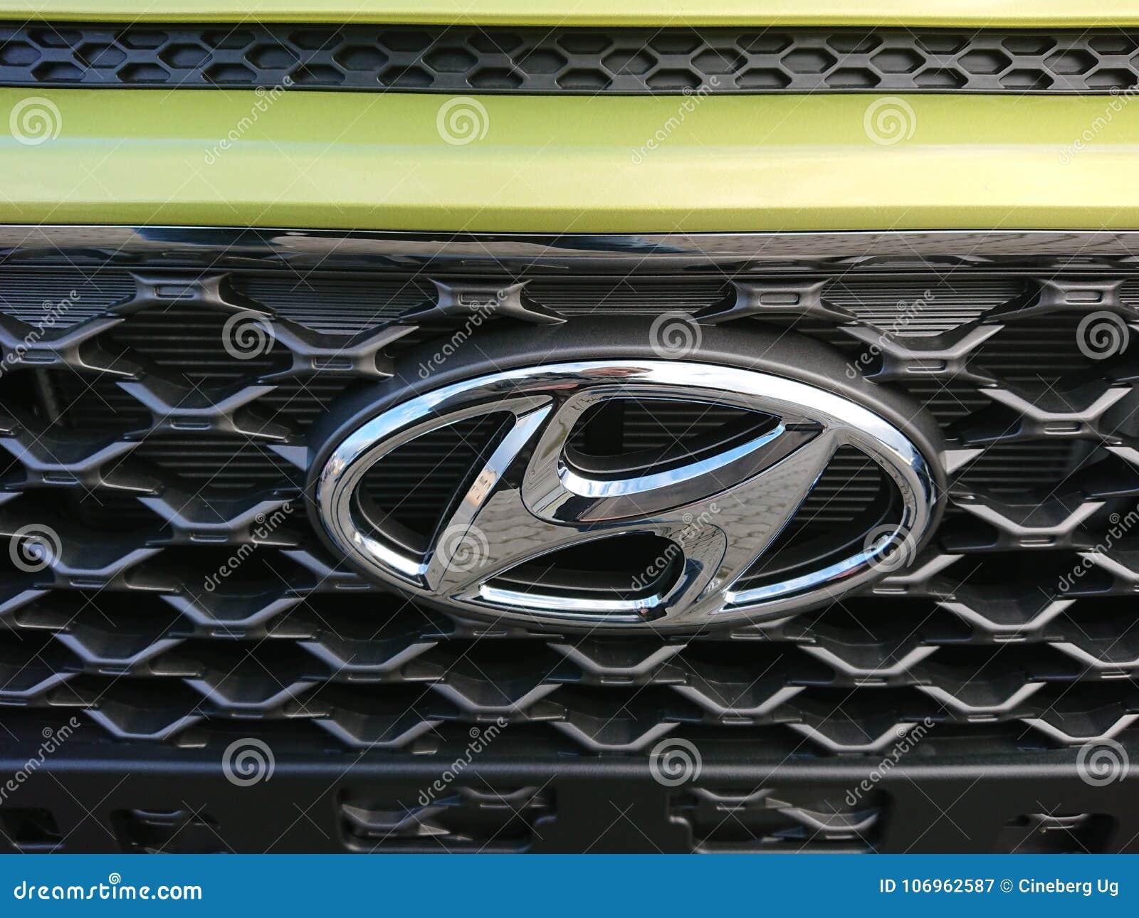 Hyundai bil