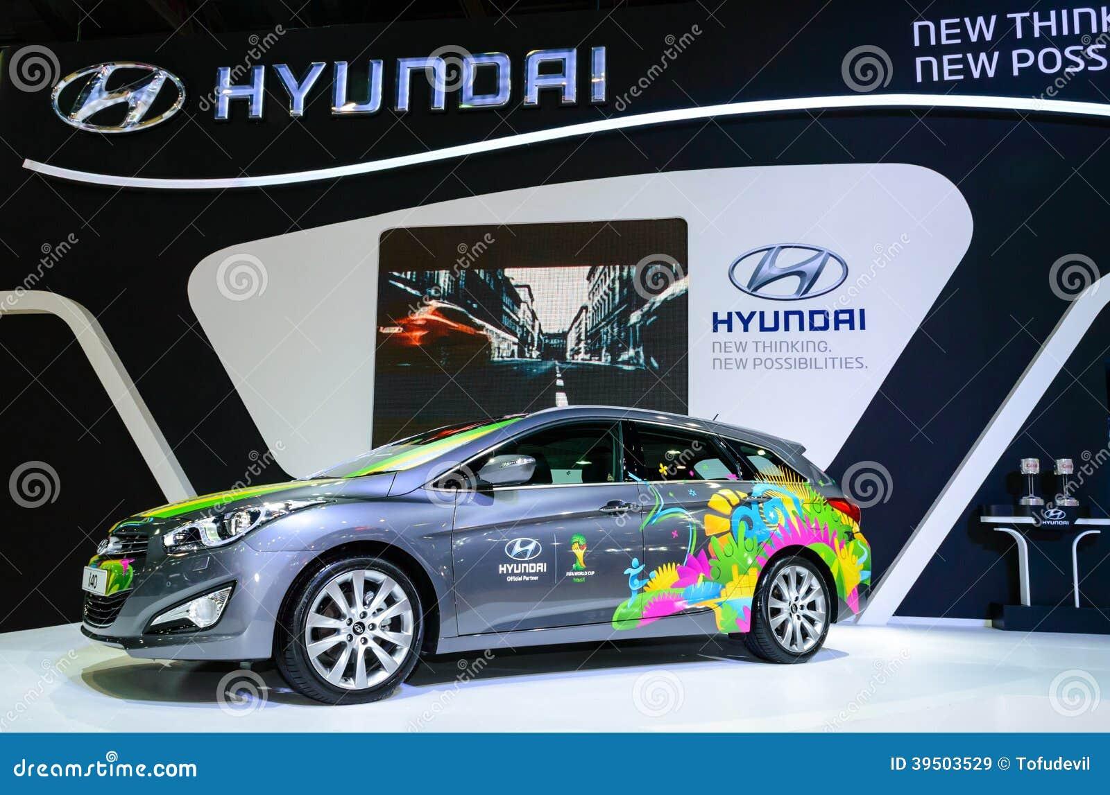 Hyundai i40 Brazil Edition Skin.