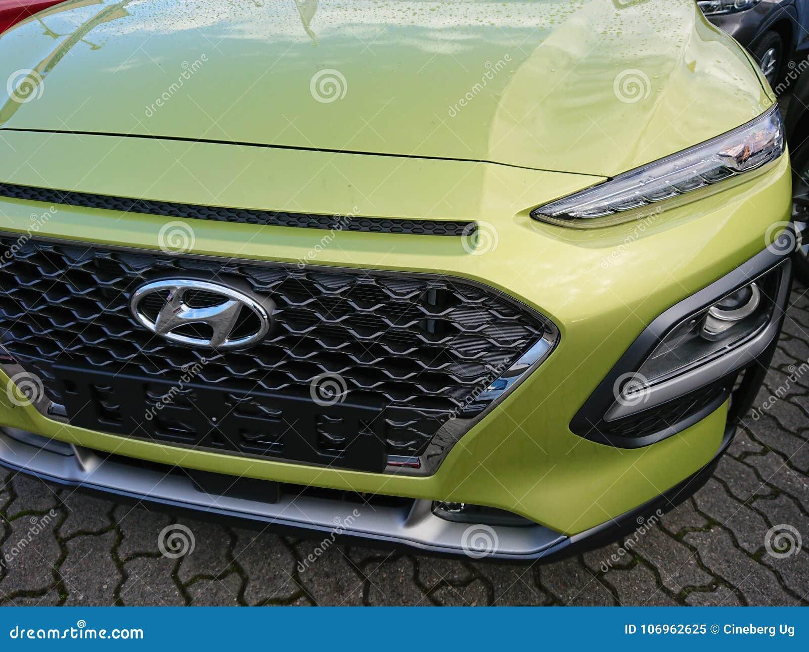 Hyundai samochód