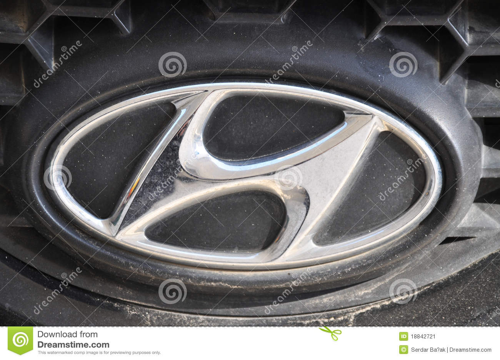 Hyundai Symbol Editorial Photo Image Of Engine Automotive 18842721