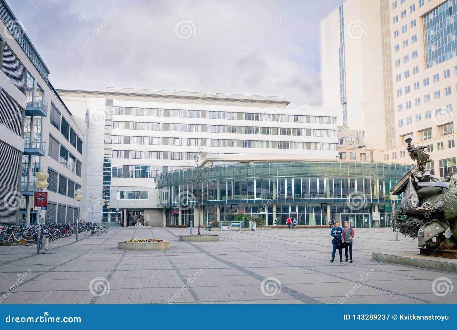 Iéna, Allemagne 23 mars 2019 E r