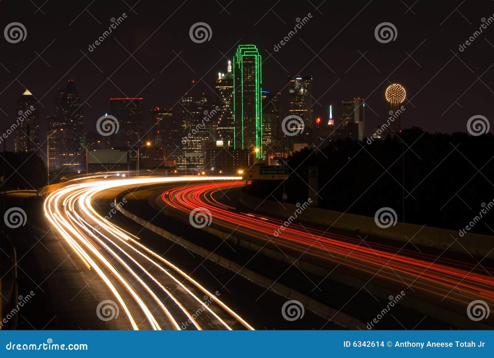I 30 dans Dallas