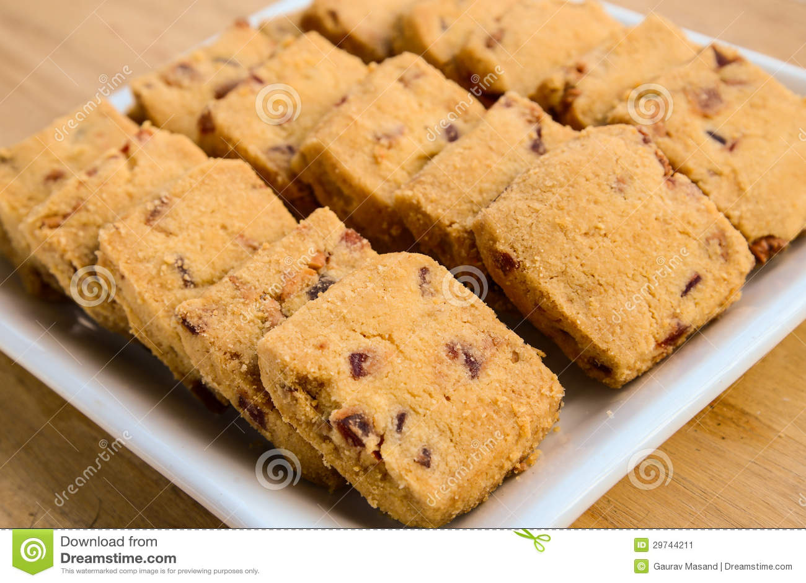 Biscotti della frutta