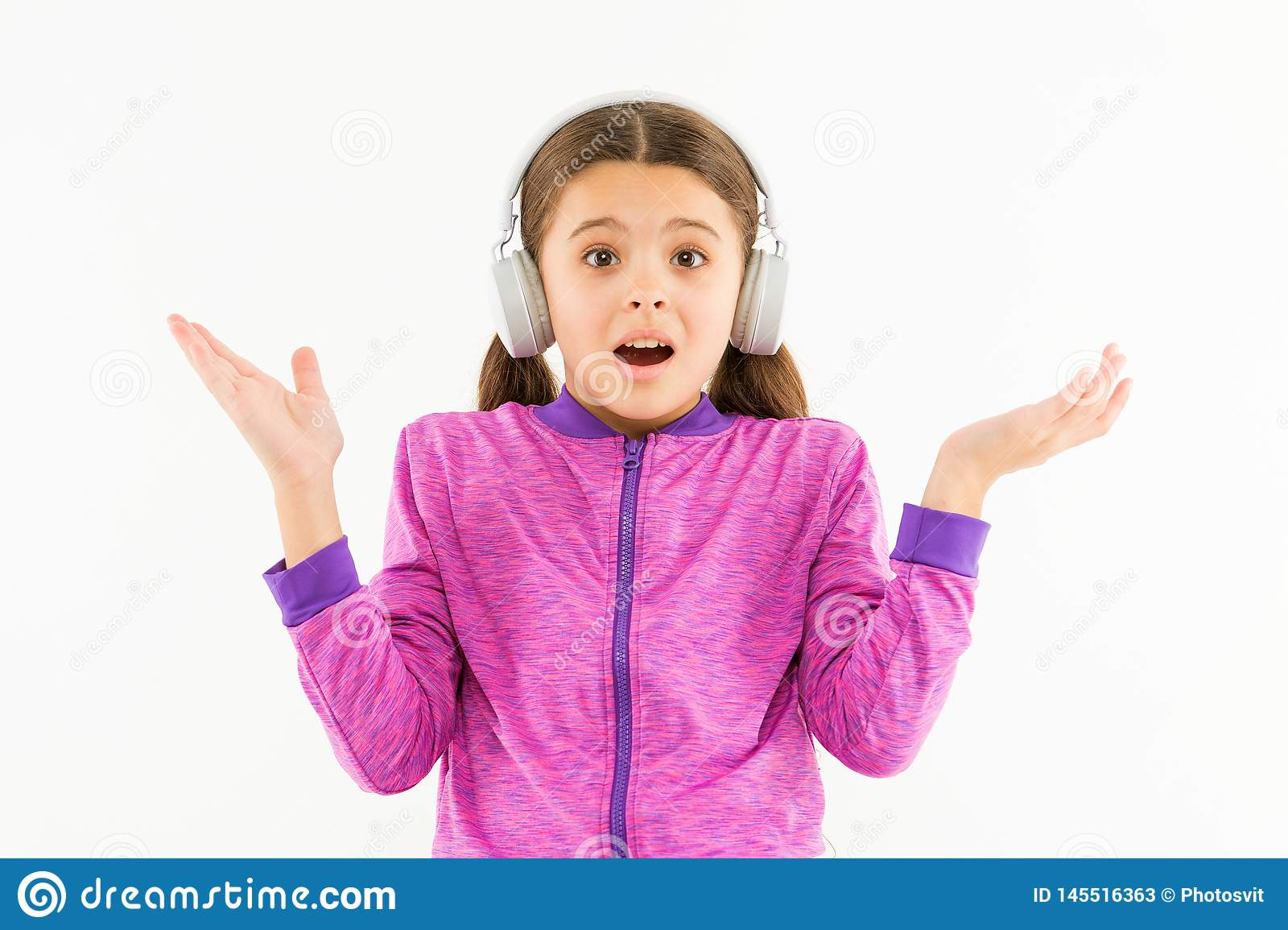 I Dont Hear You Music Playing In My Headphones Surprised Music