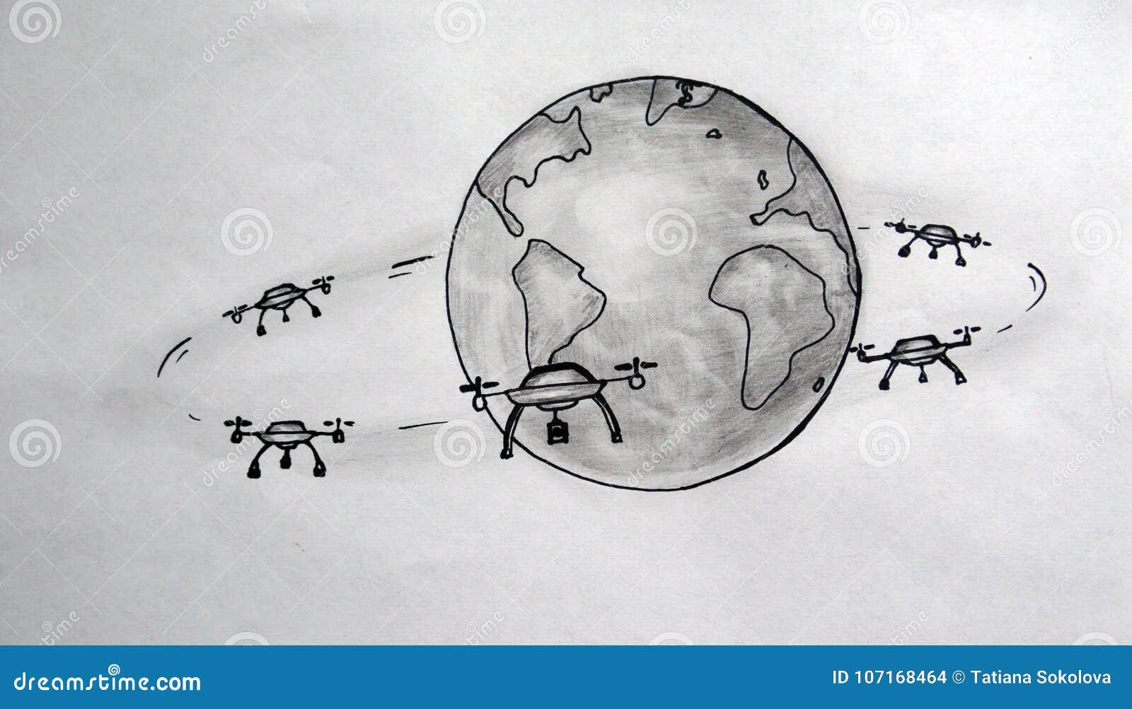 I fuchi sono i satelliti di terra