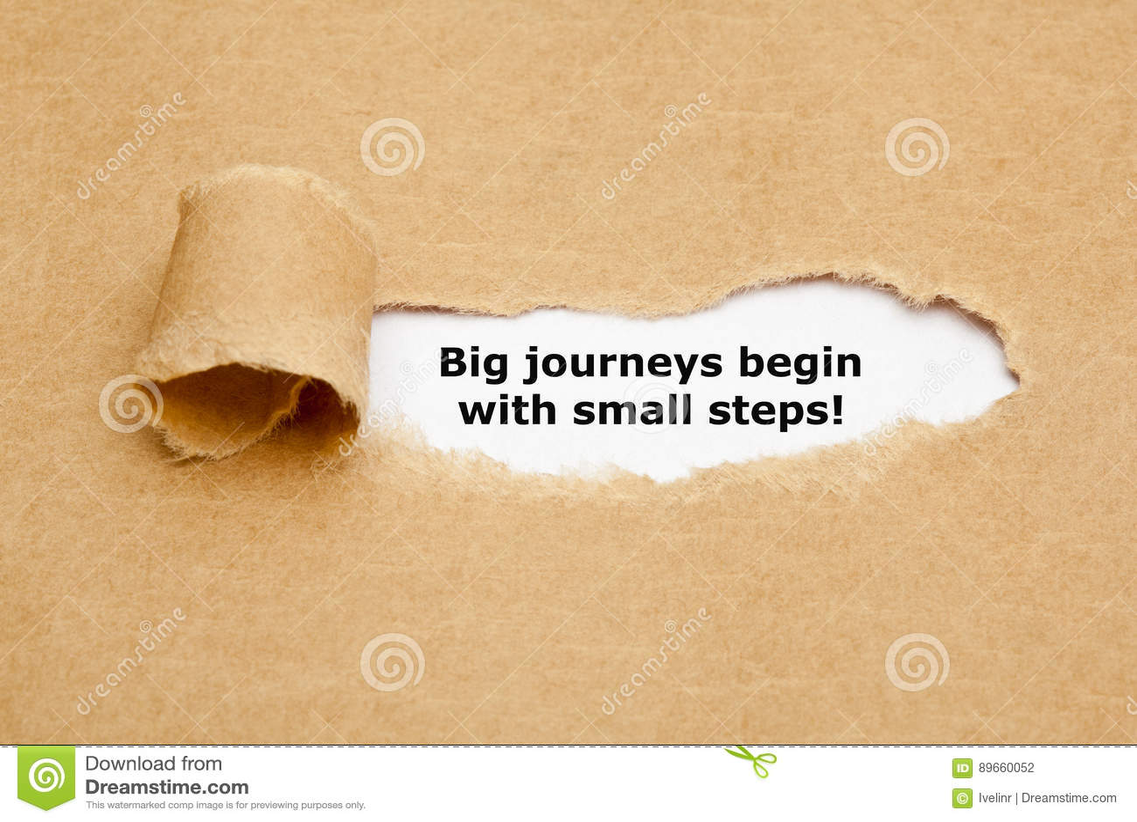 I grandi viaggi cominciano con i piccoli punti
