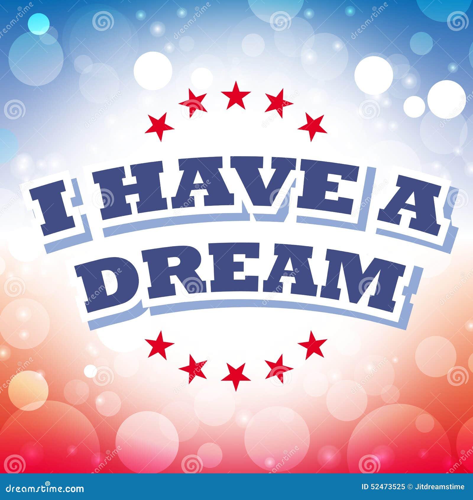 I Have a Dream Clip Art – Cliparts