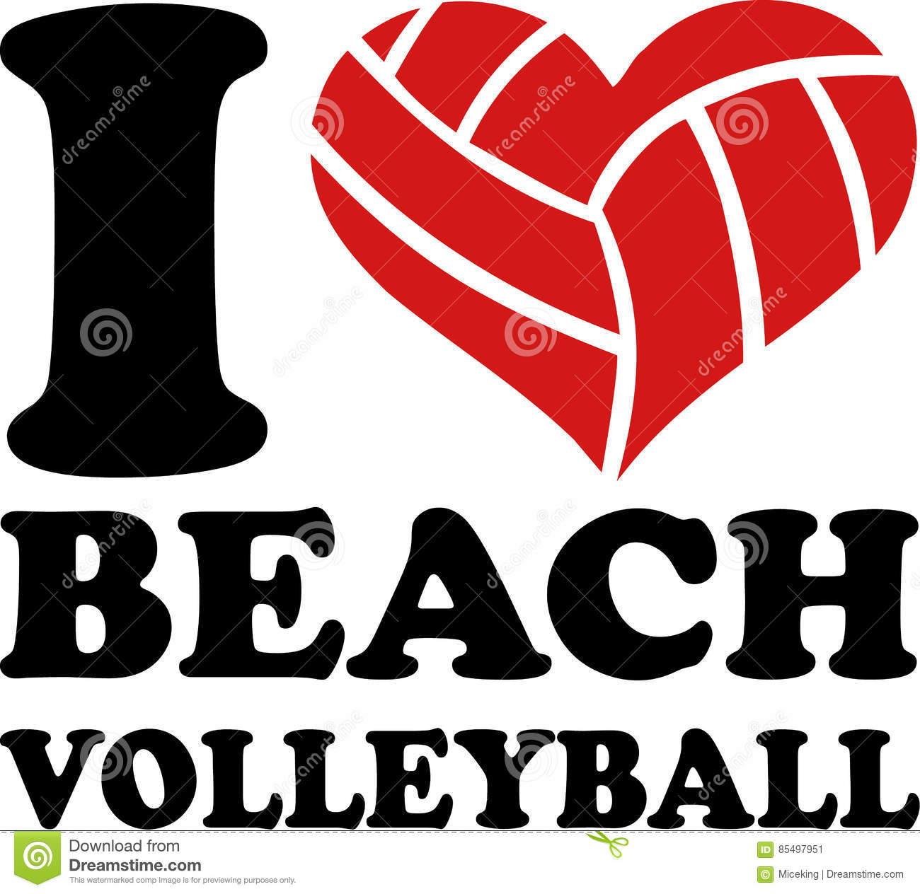 Volleyball With Heart Clipart , Png Download - Volleyball Heartbeat , Free  Transparent Clipart - ClipartKey