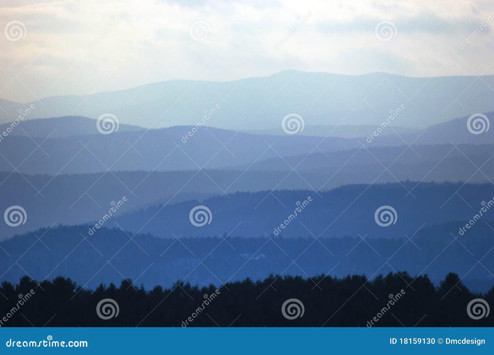 I lager berg