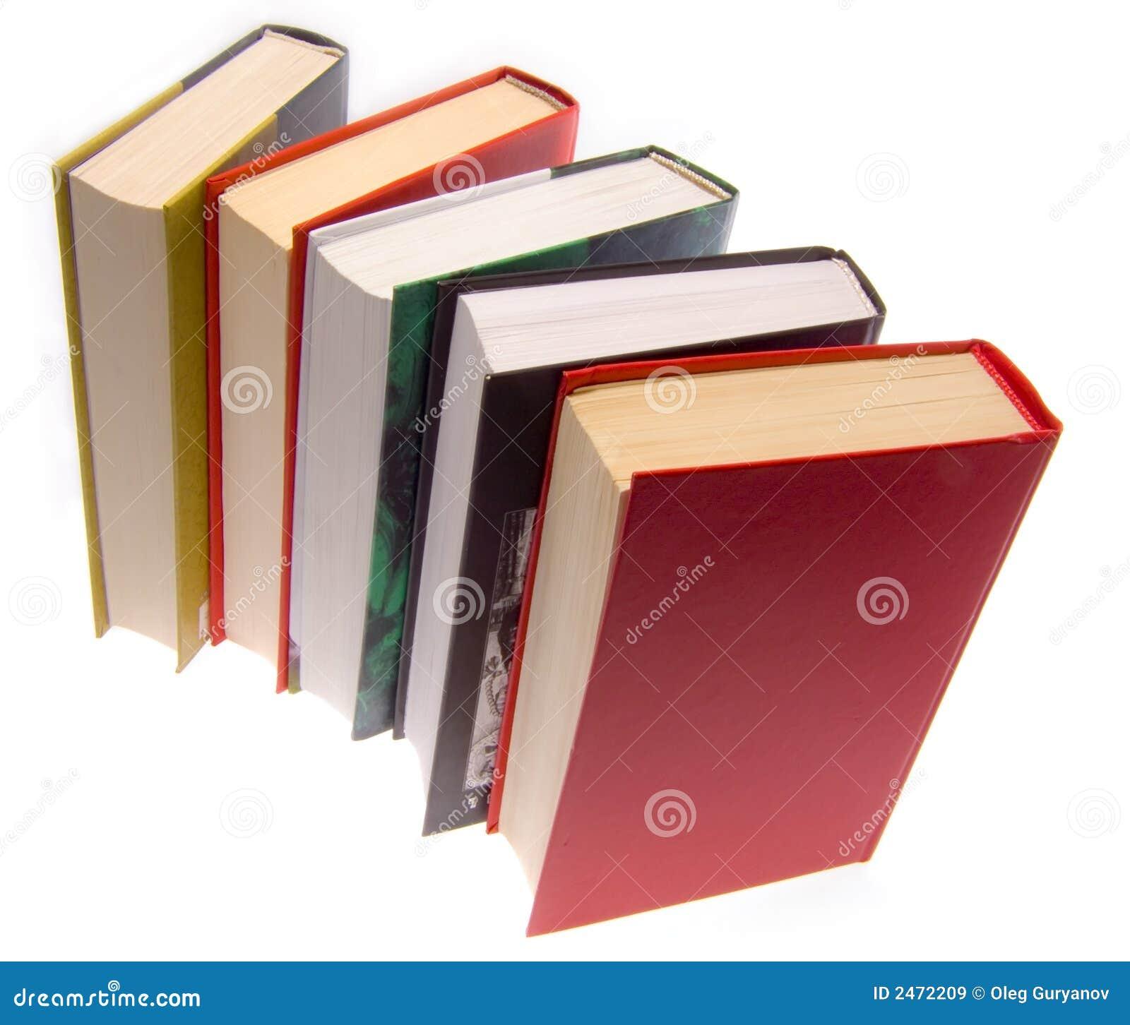 I libri uniti da un mucchio