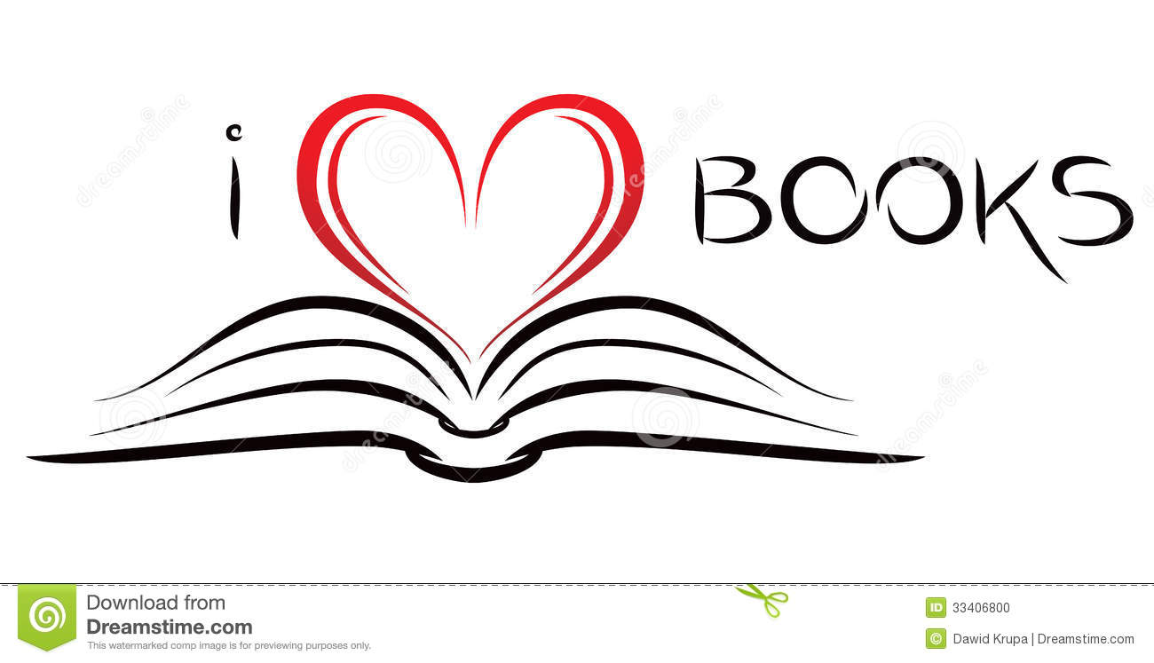 Love Books Stock Photo - Image: 33406800